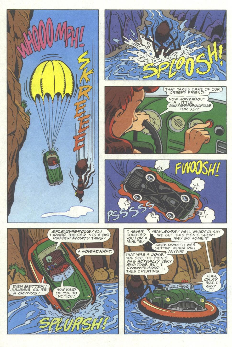 Read online Simpsons Comics comic -  Issue #20 - 30