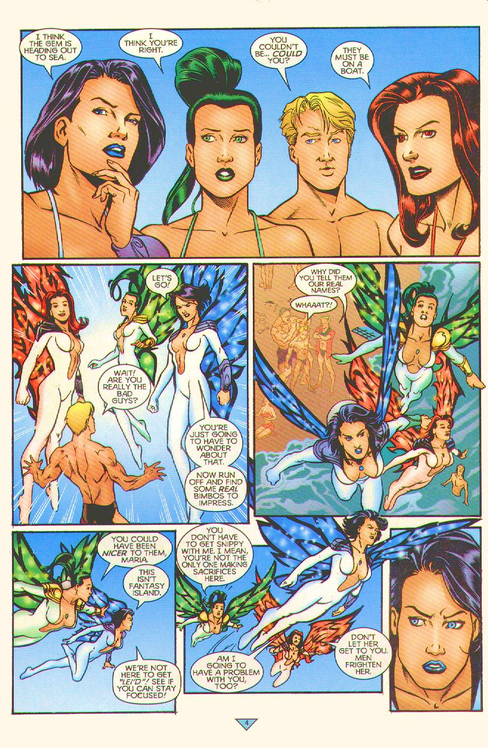 Read online Trinity Angels comic -  Issue #8 - 6
