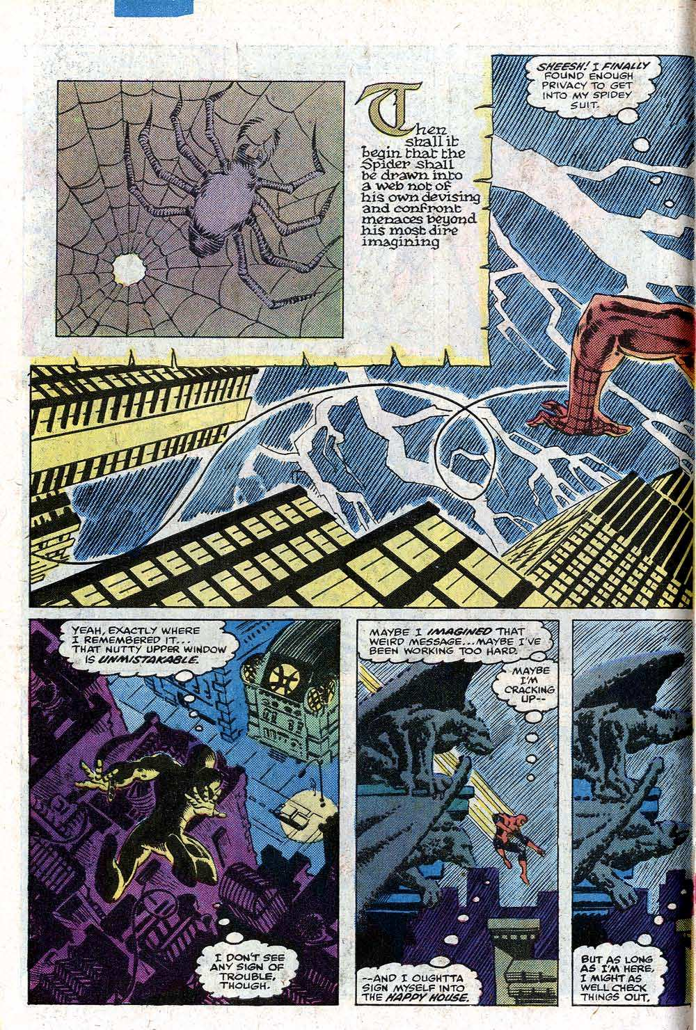 The Amazing Spider-Man (1963) _Annual_14 Page 21