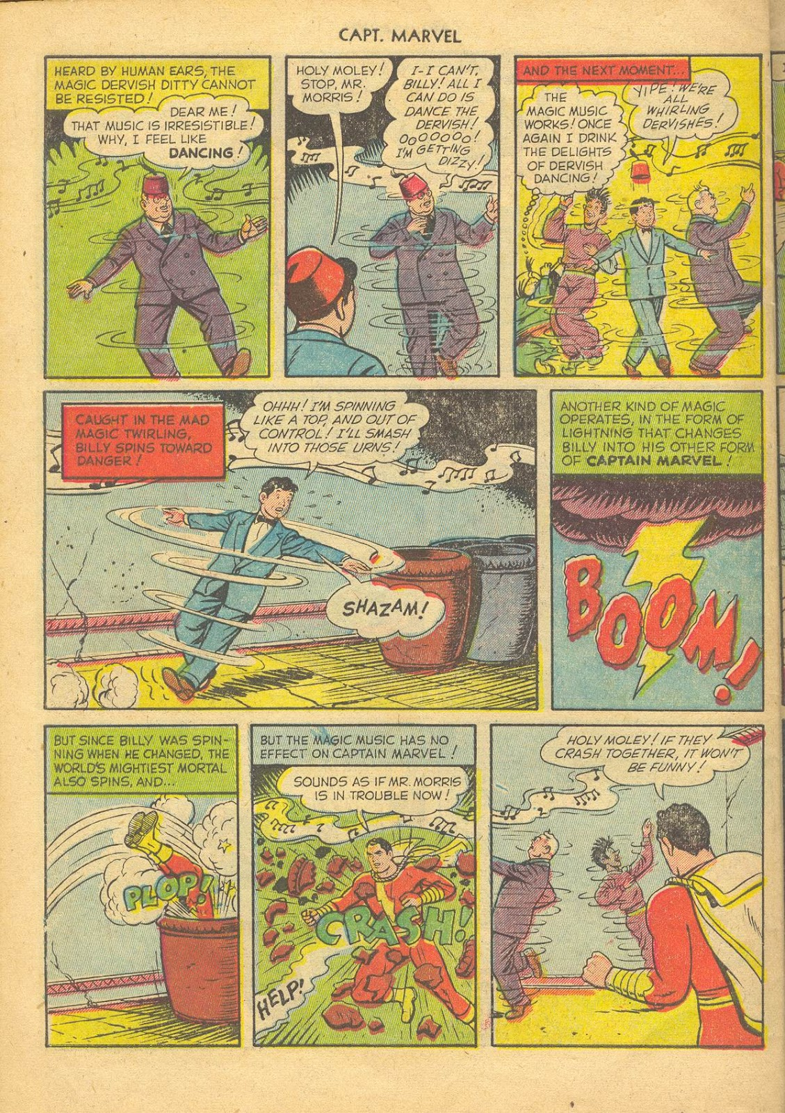 Captain Marvel Adventures issue 132 - Page 30