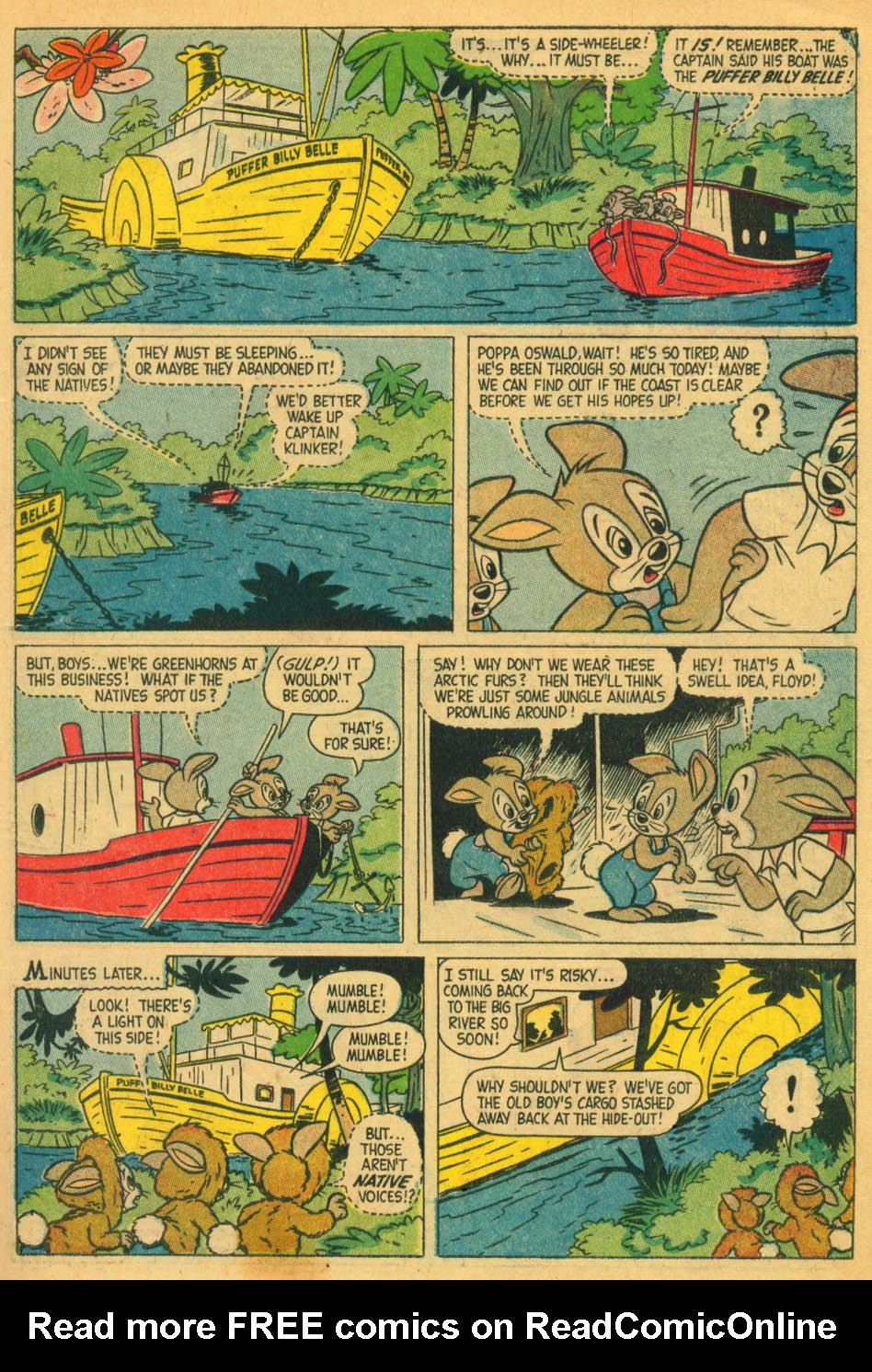 Four Color Comics issue 894 - Page 11