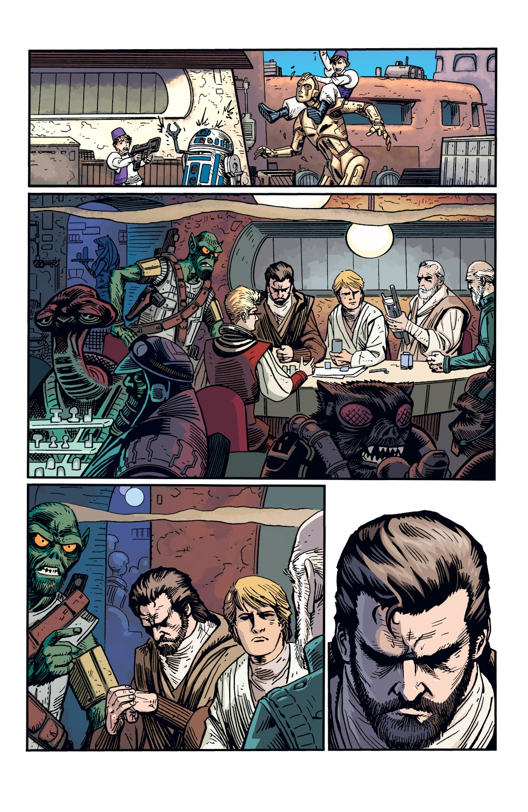 Read online Star Wars Legends: Infinities - Epic Collection comic -  Issue # TPB (Part 5) - 116
