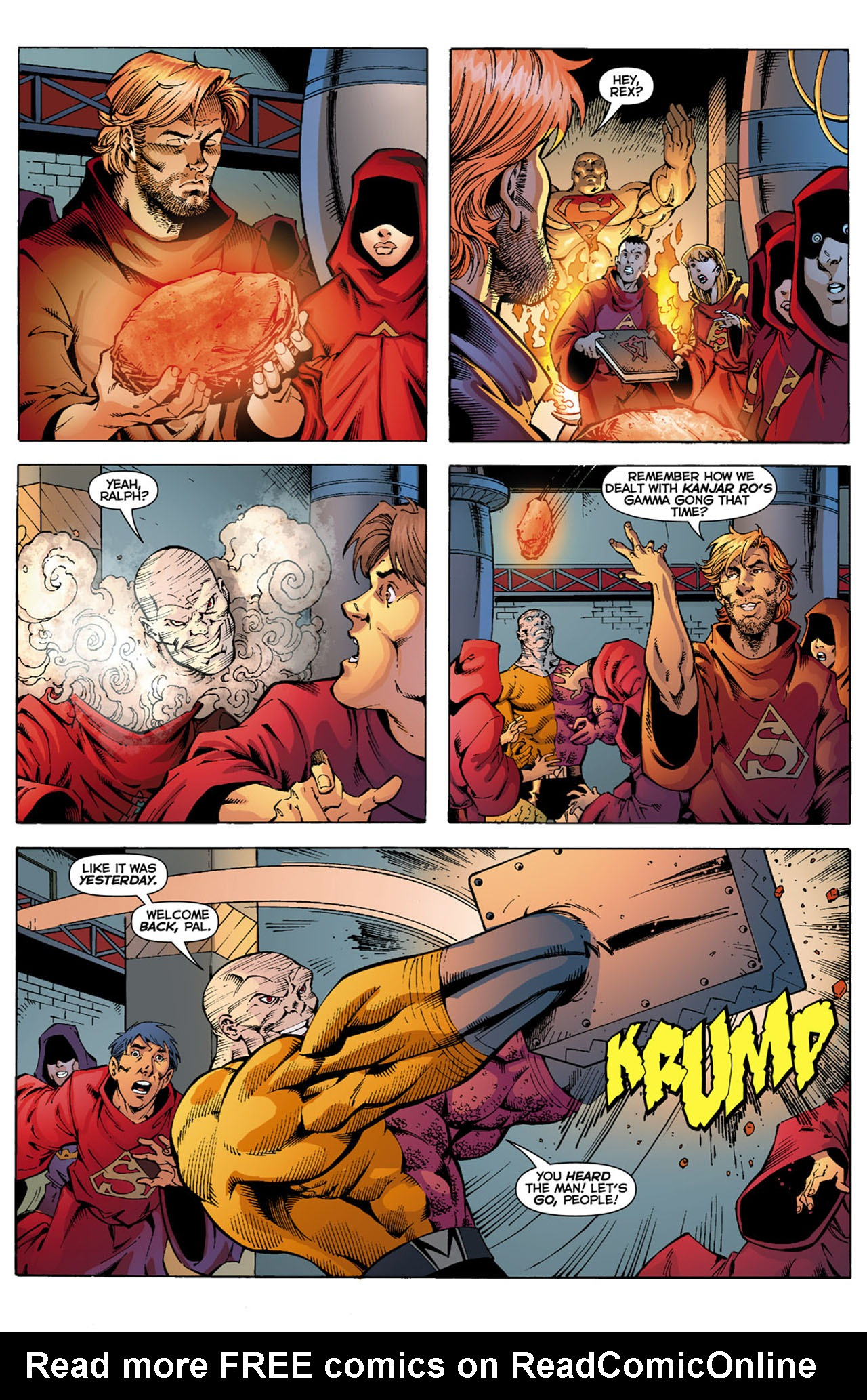 Read online 52 comic -  Issue #13 - 14