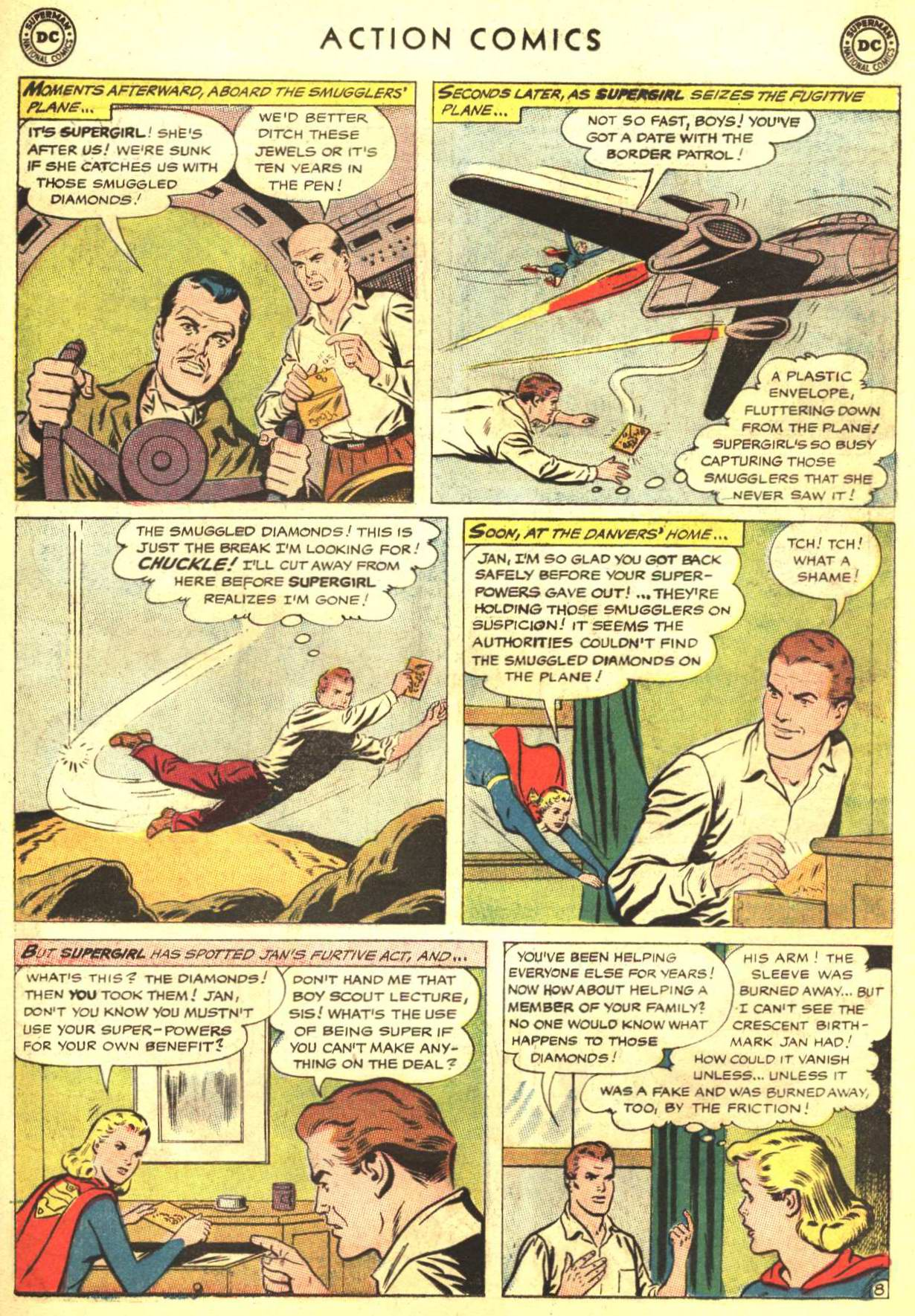 Action Comics (1938) 303 Page 22