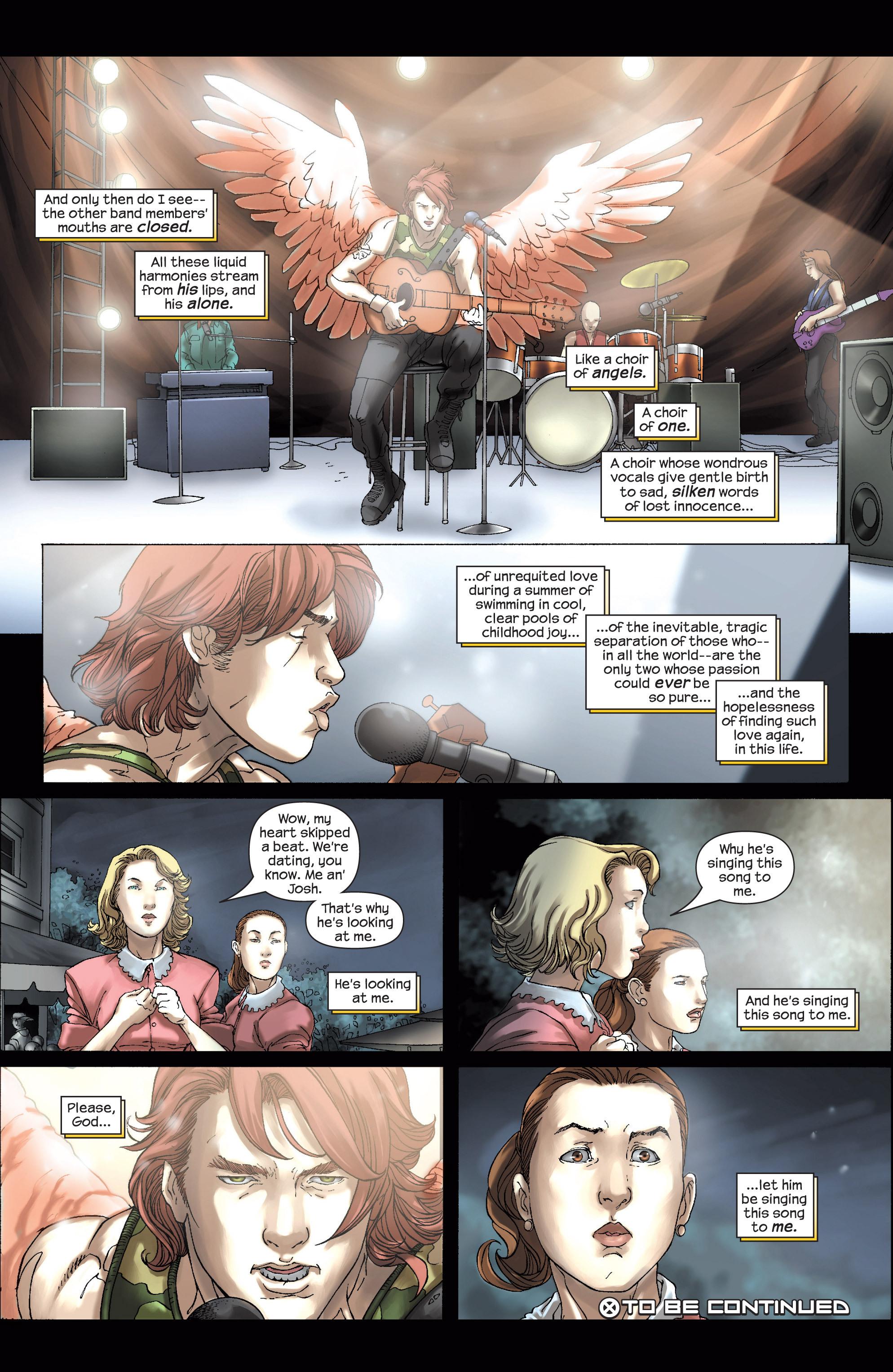 Read online Uncanny X-Men (1963) comic -  Issue #437 - 20