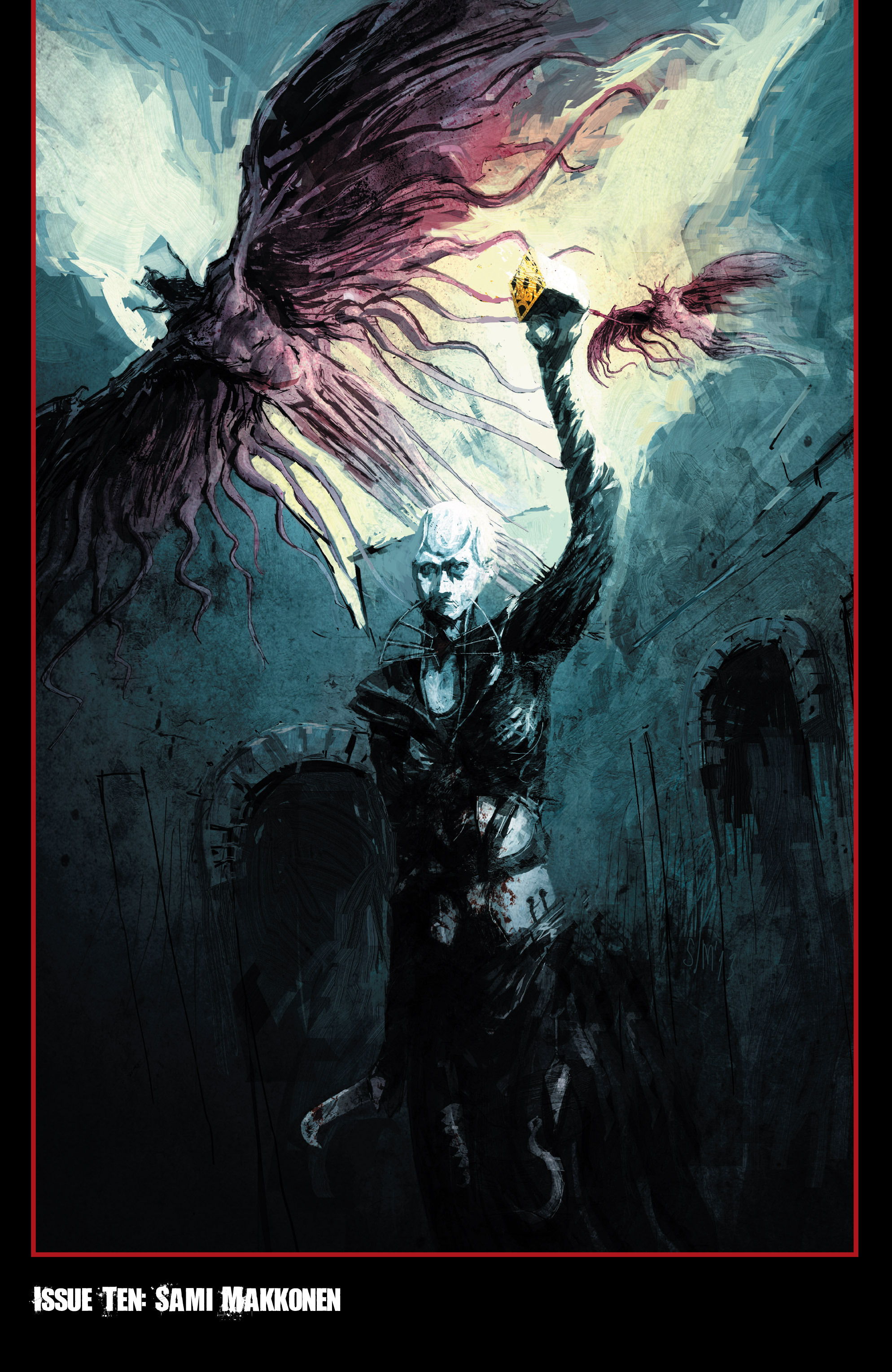 Read online Clive Barker's Hellraiser: The Dark Watch comic -  Issue # TPB 3 - 132