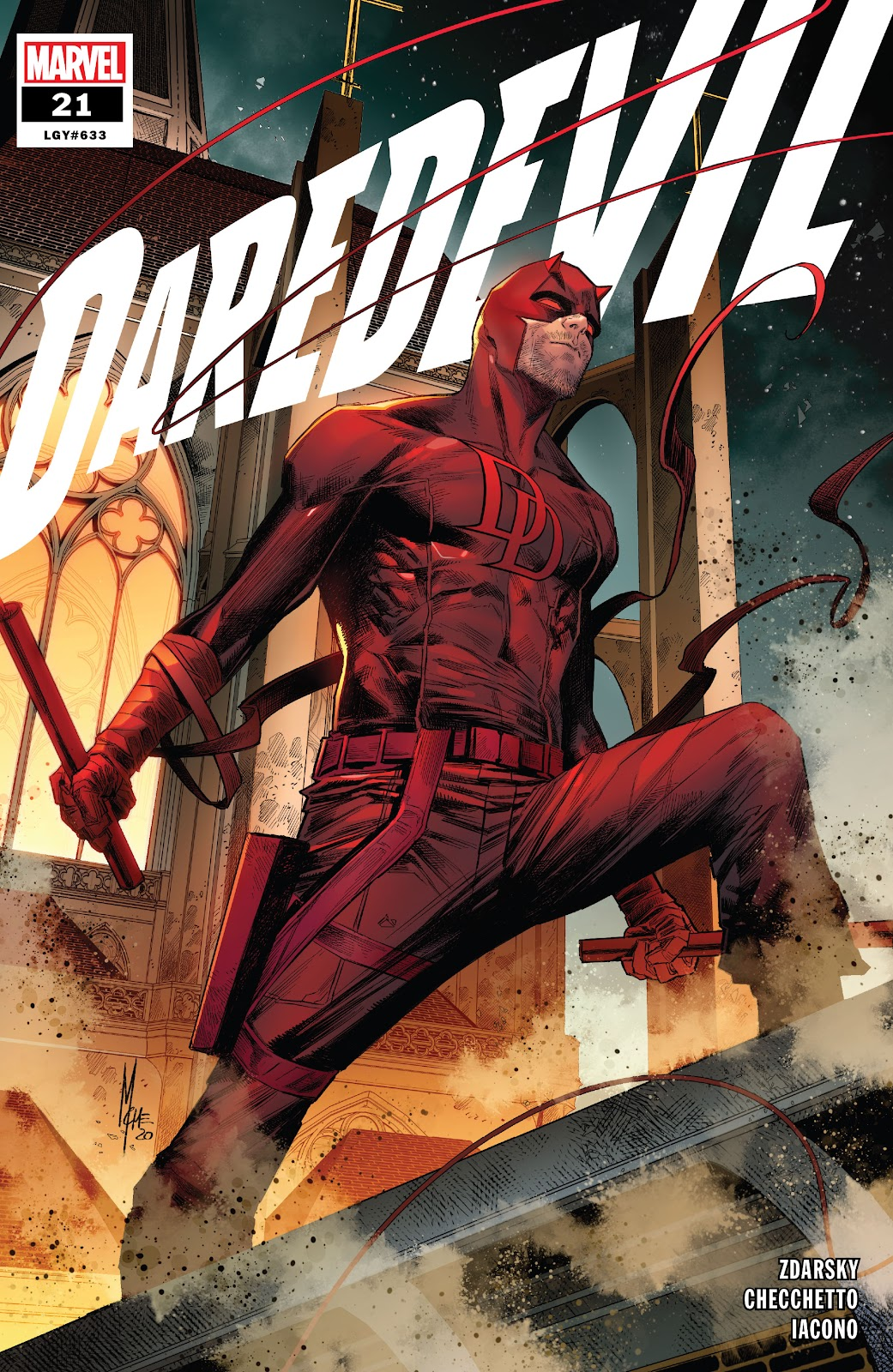 Daredevil (2019) 21 Page 1