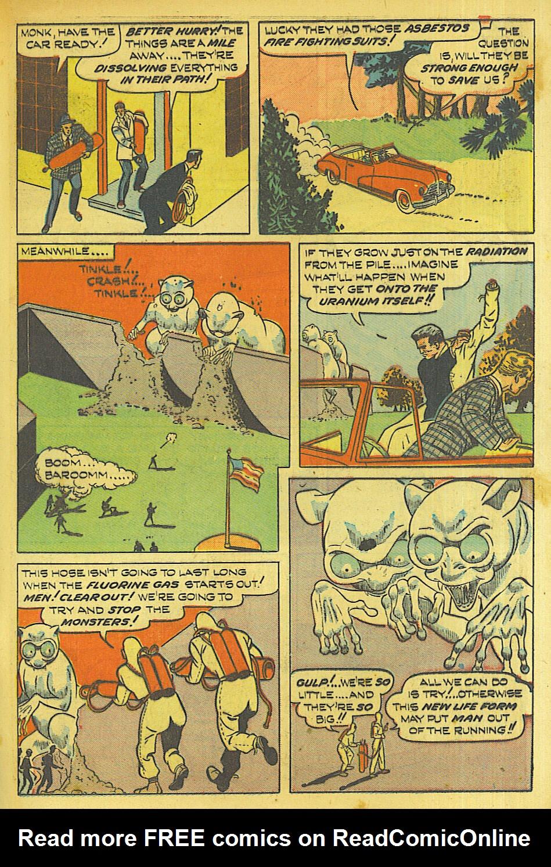Read online Shadow Comics comic -  Issue #87 - 22