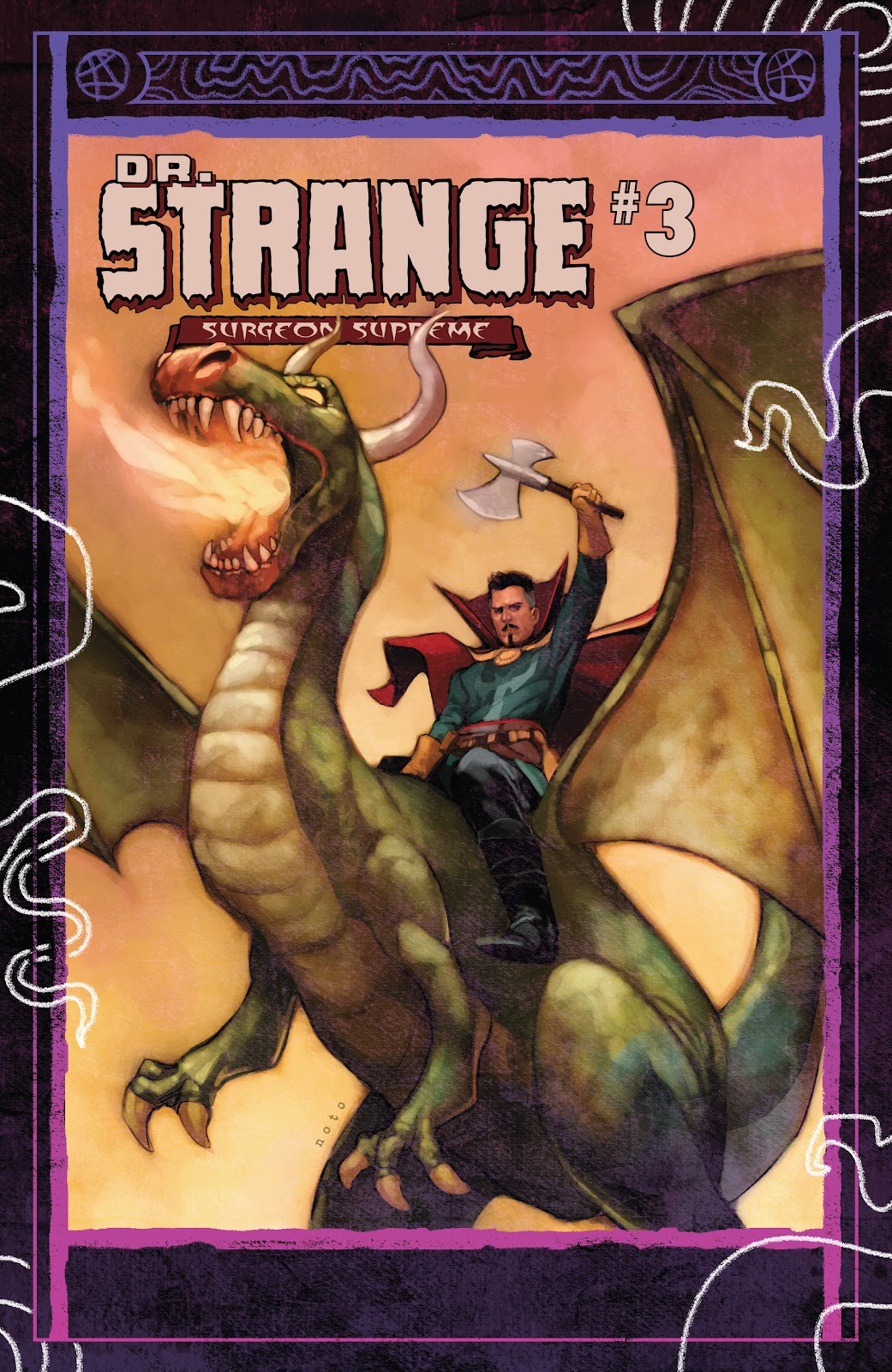 Read online Dr. Strange comic -  Issue #2 - 31