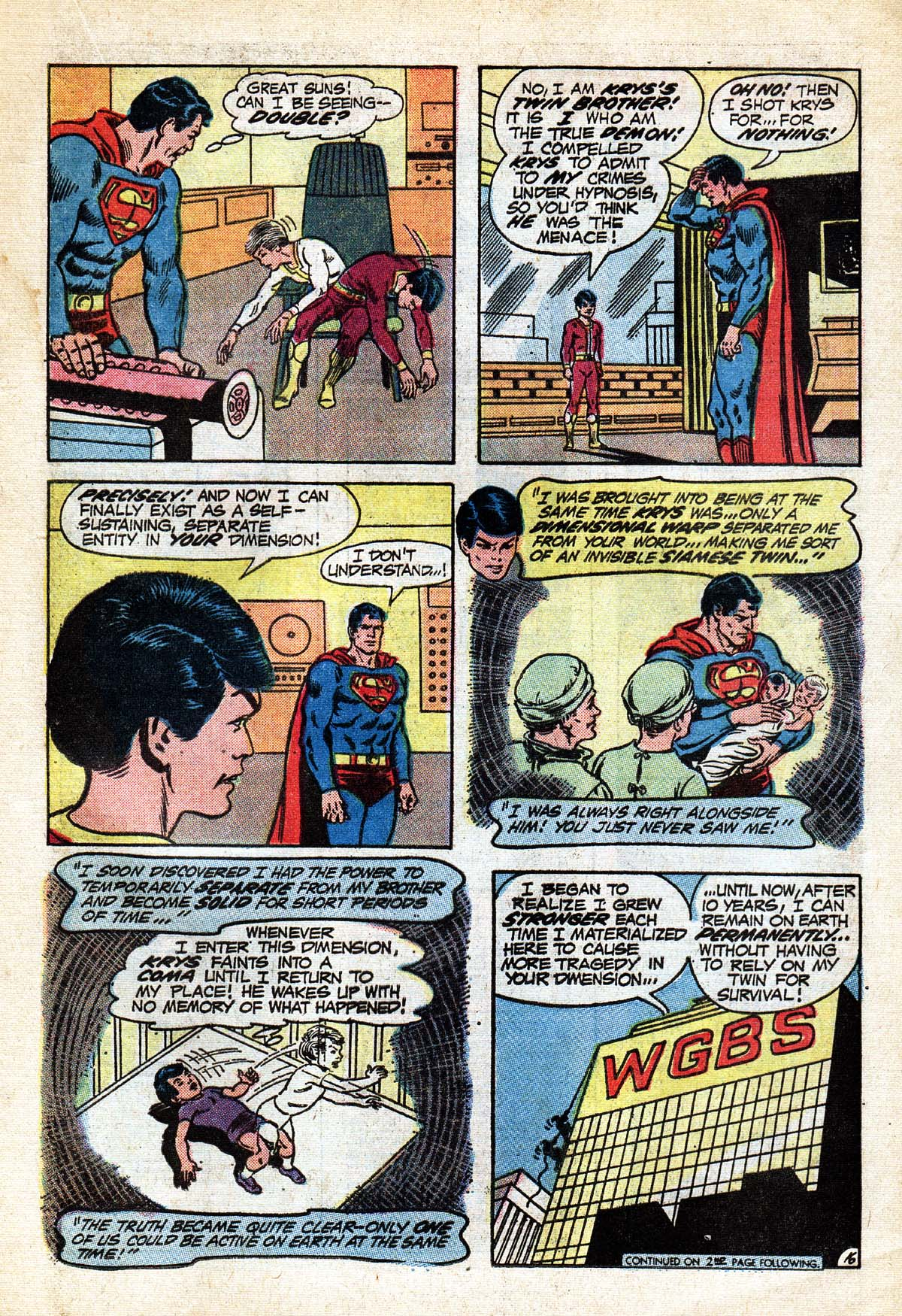 Read online Action Comics (1938) comic -  Issue #410 - 19