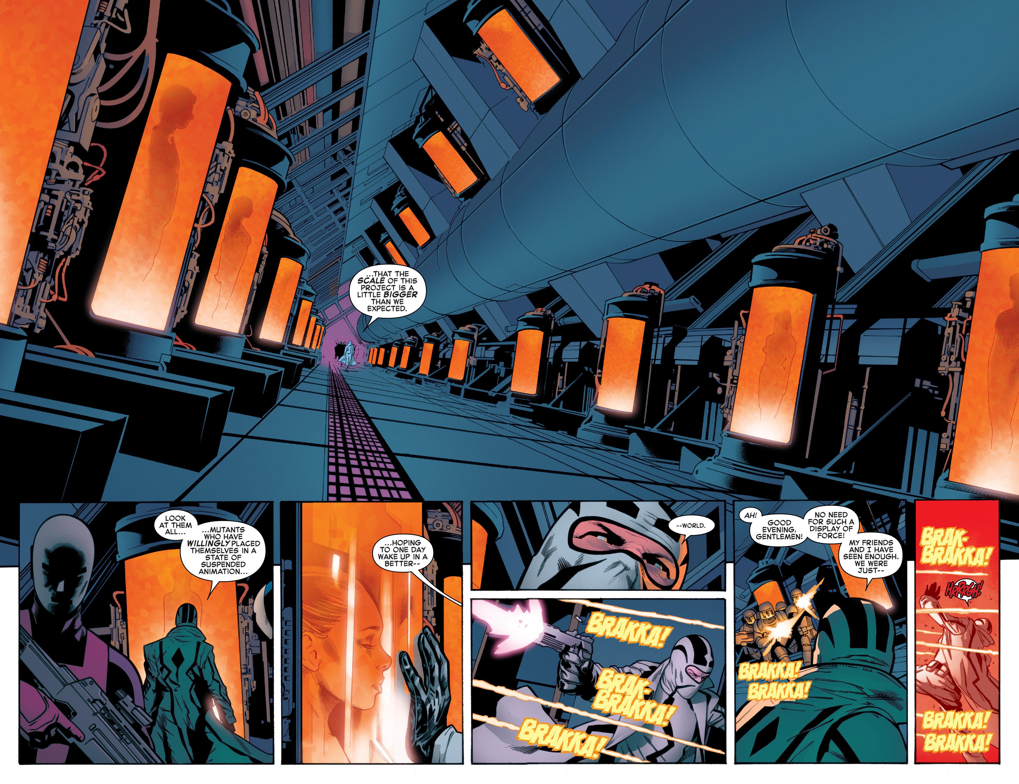 Read online Uncanny X-Men (2016) comic -  Issue #3 - 20