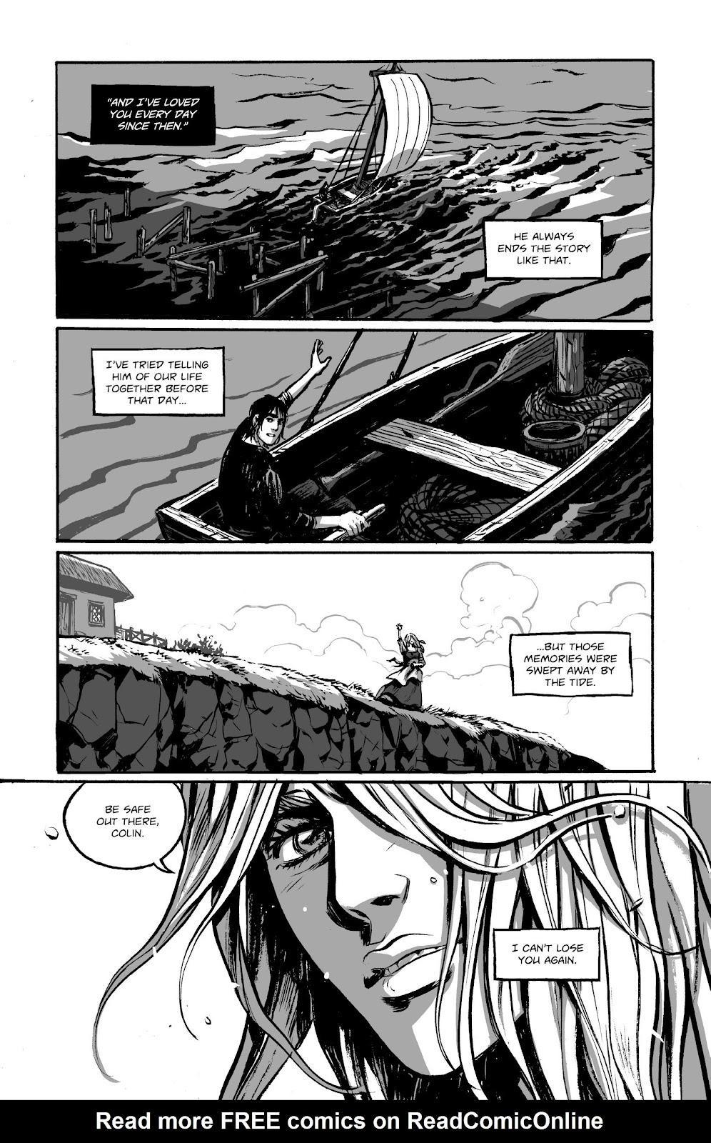 Read online Demeter comic -  Issue # Full - 8