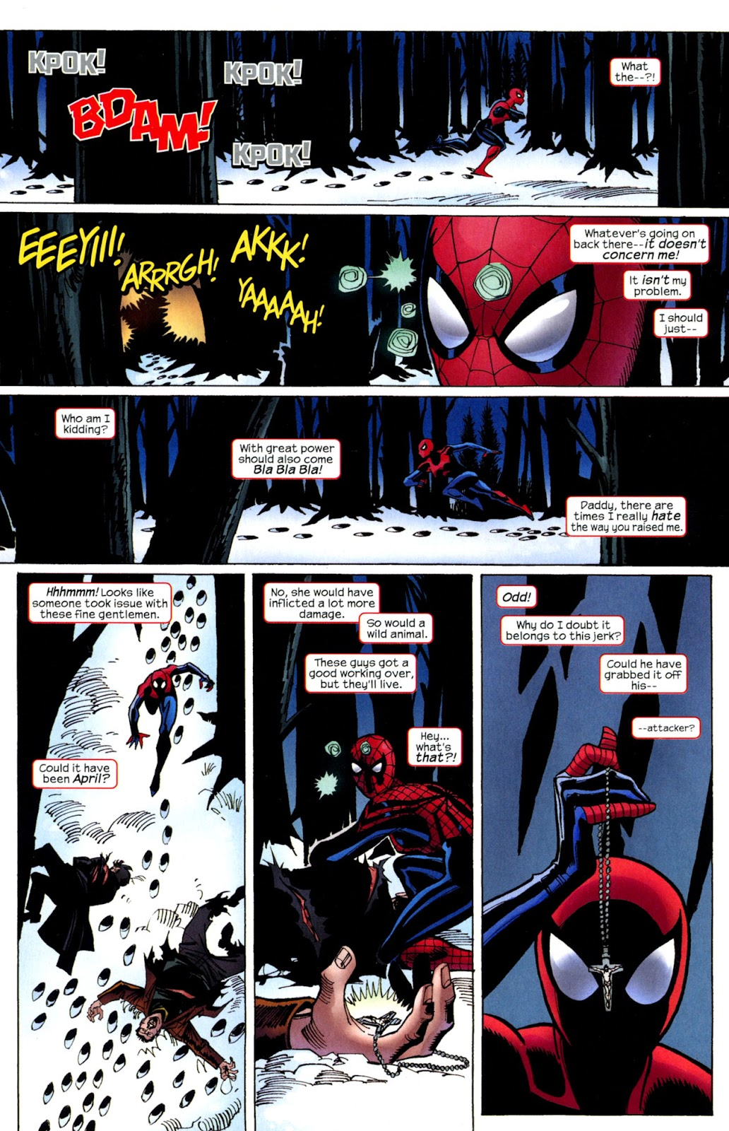 Web of Spider-Man (2009) Issue #1 #1 - English 27