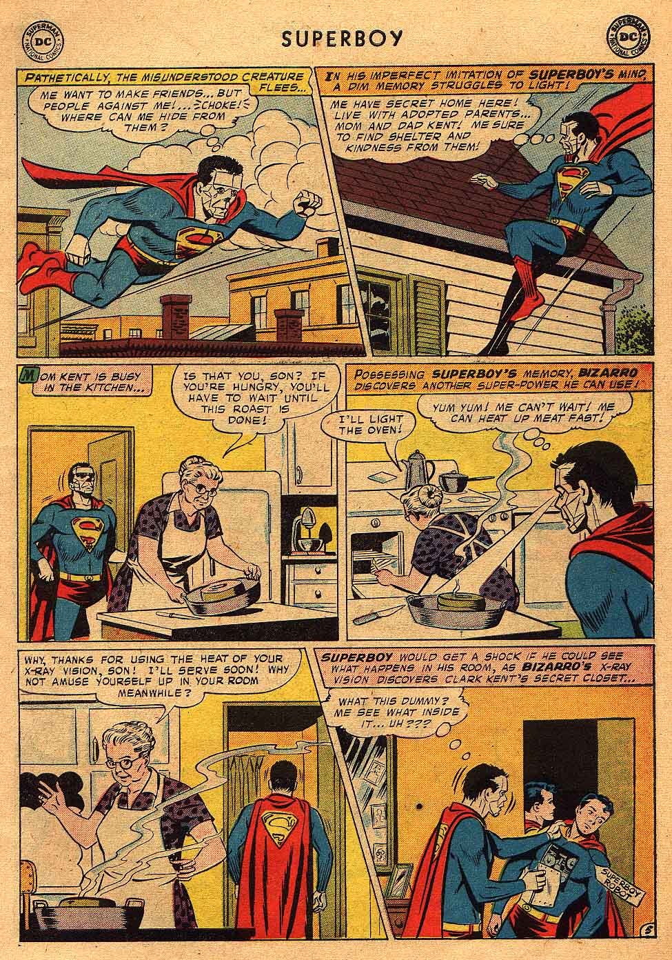 Superboy (1949) issue 68 - Page 6