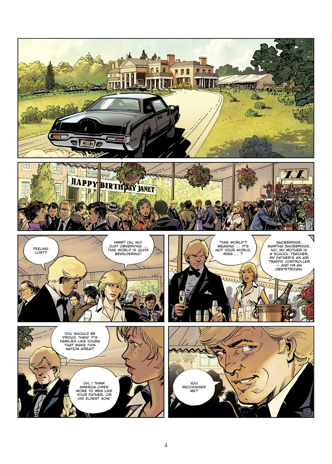 XIII Mystery issue 8 - Page 6