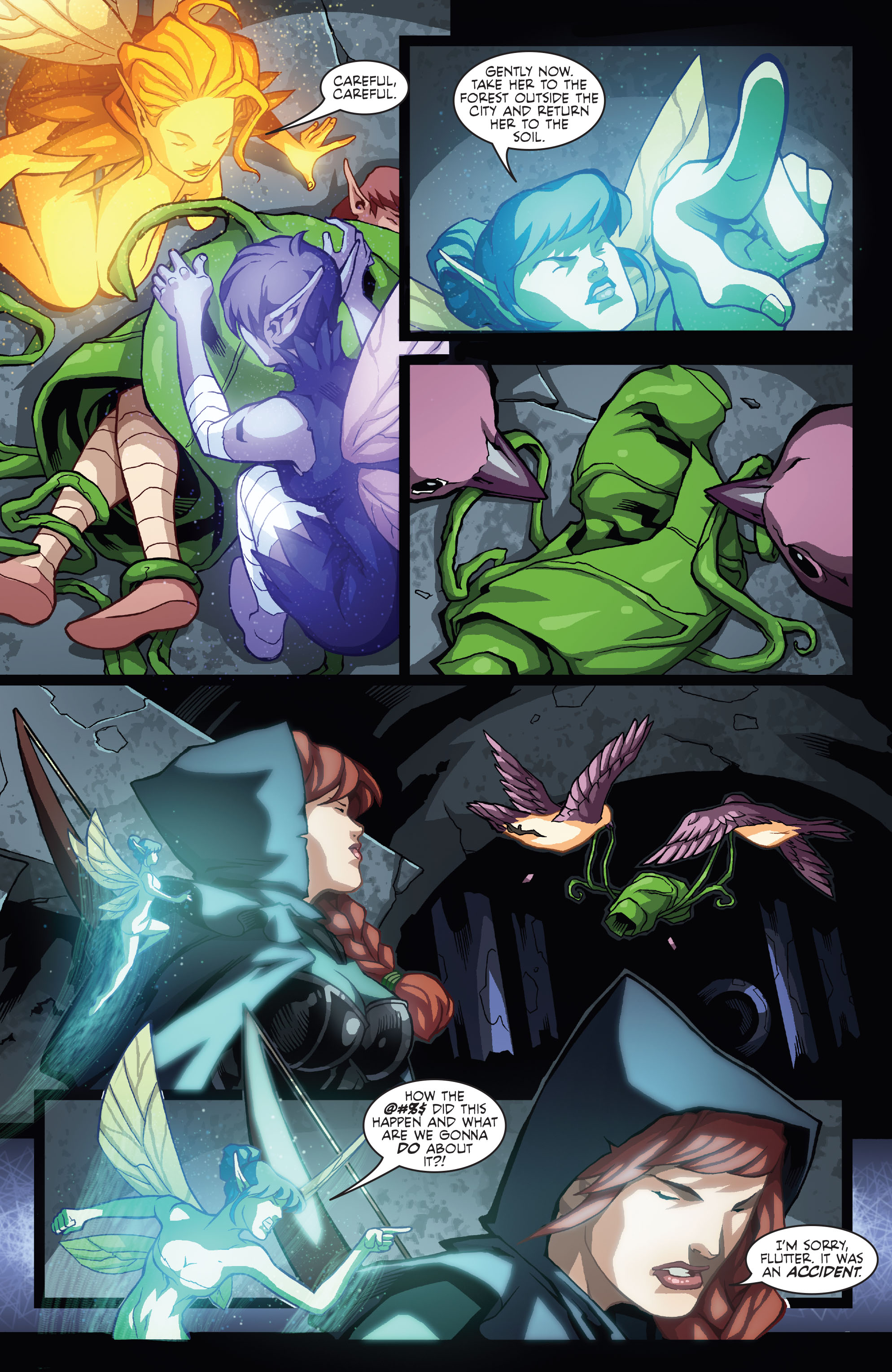 Read online Skullkickers comic -  Issue #10 - 4