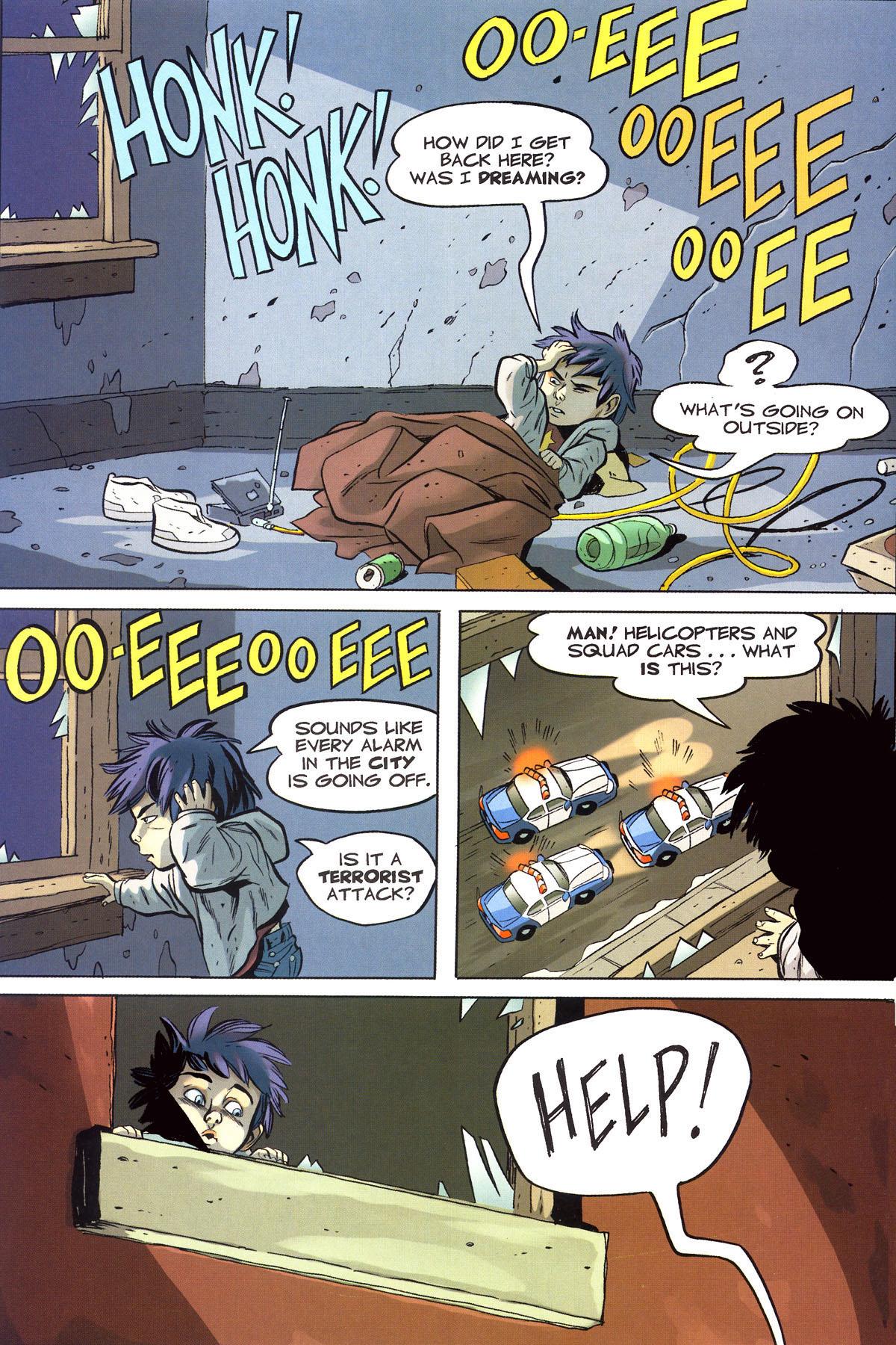 Read online Shazam!: The Monster Society of Evil comic -  Issue #1 - 45