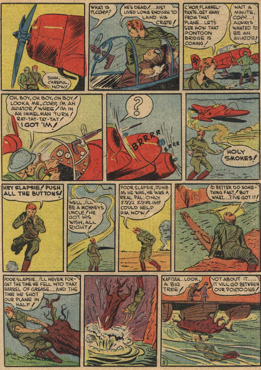 Blue Ribbon Comics (1939) issue 7 - Page 39