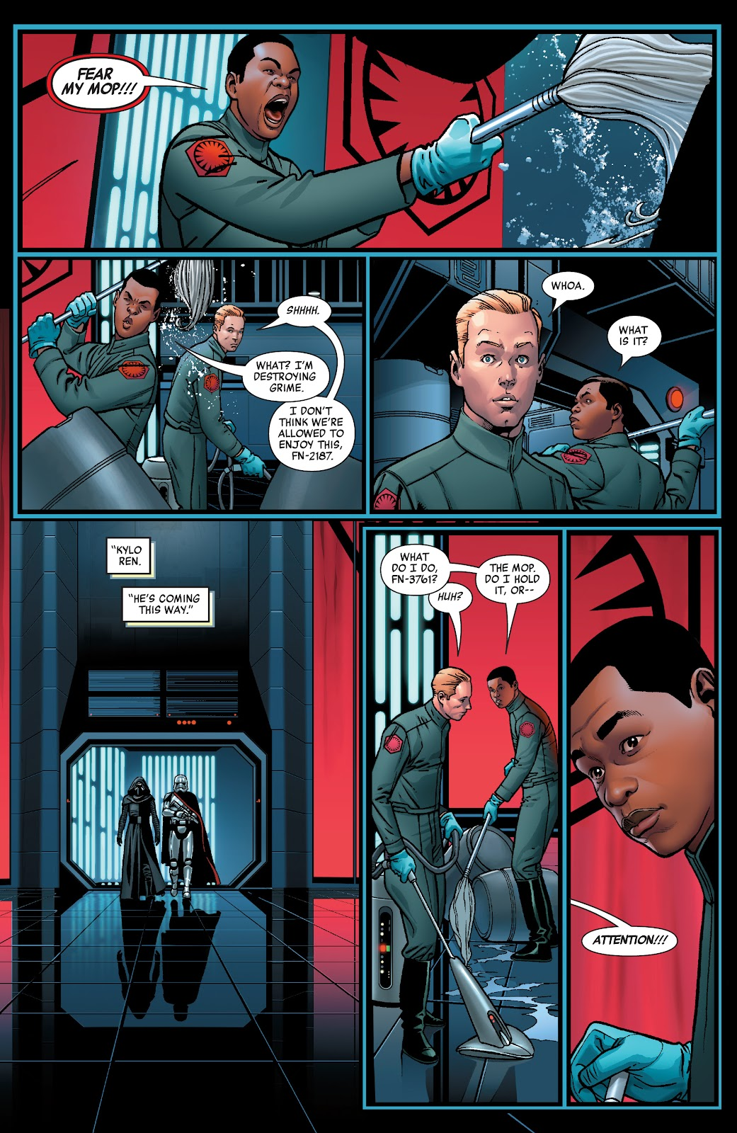 Read online Star Wars: Age of Republic: Heroes comic -  Issue # TPB - 6