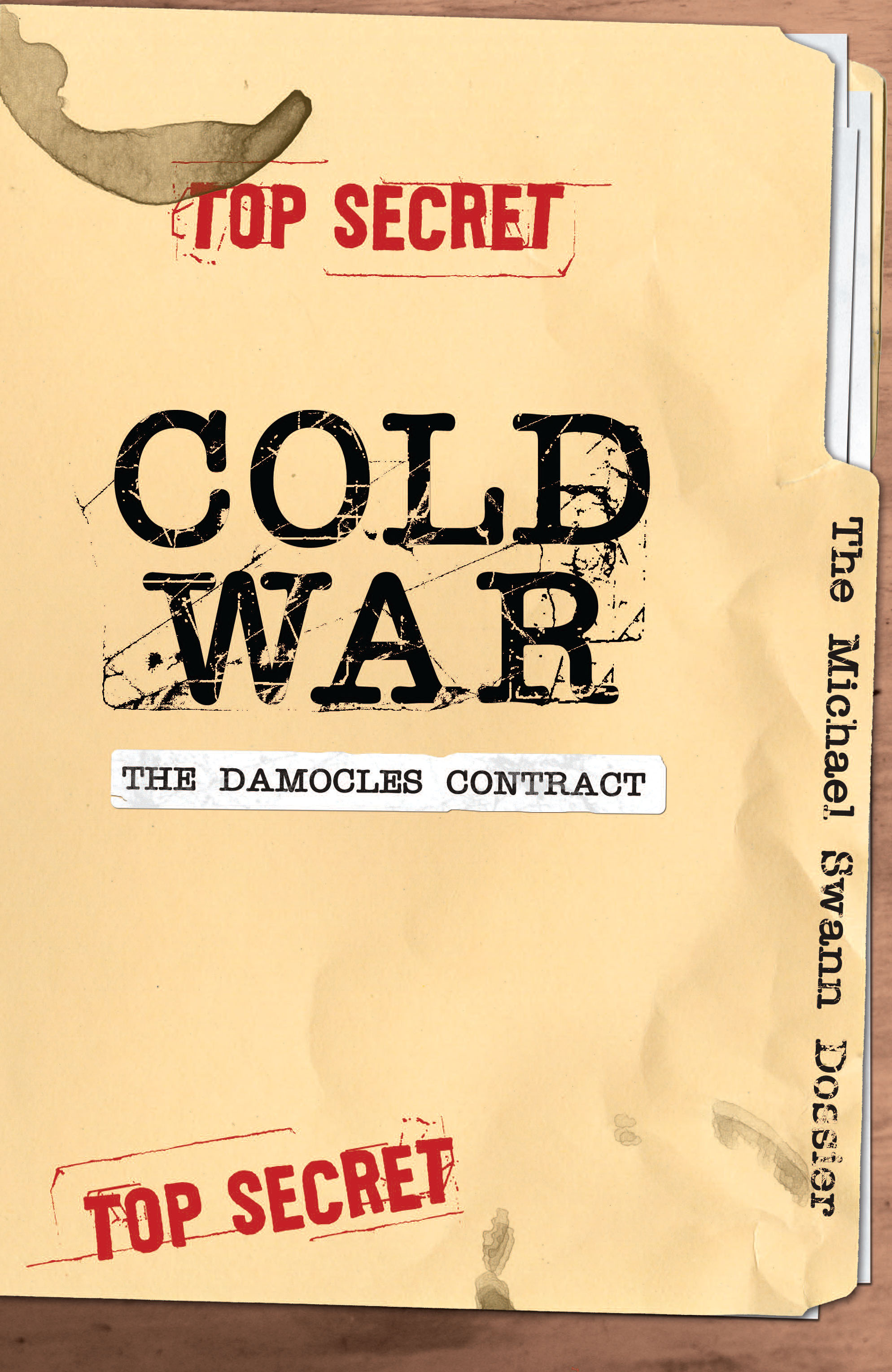 Read online Cold War comic -  Issue # TPB - 2