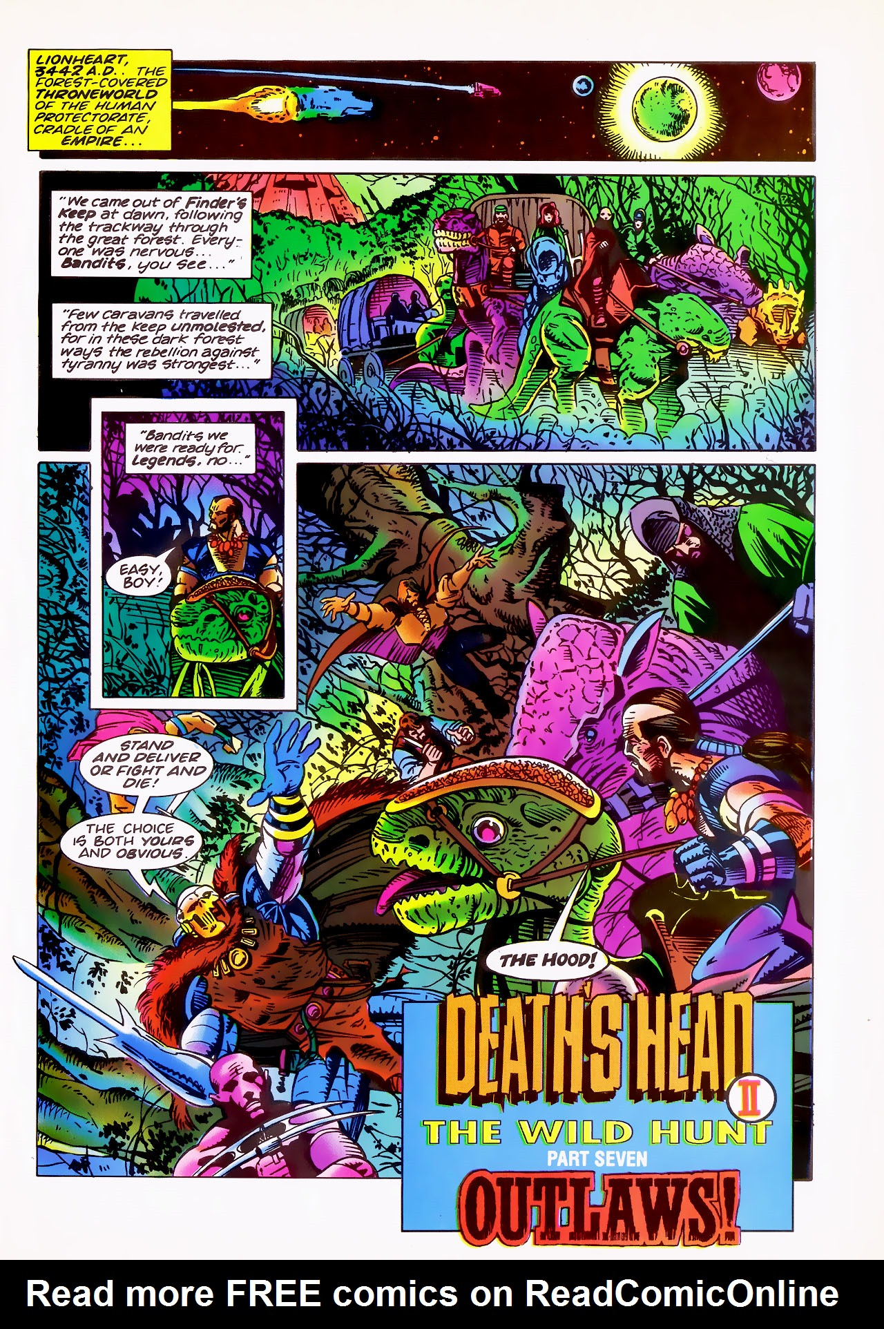 Read online Overkill comic -  Issue #17 - 3