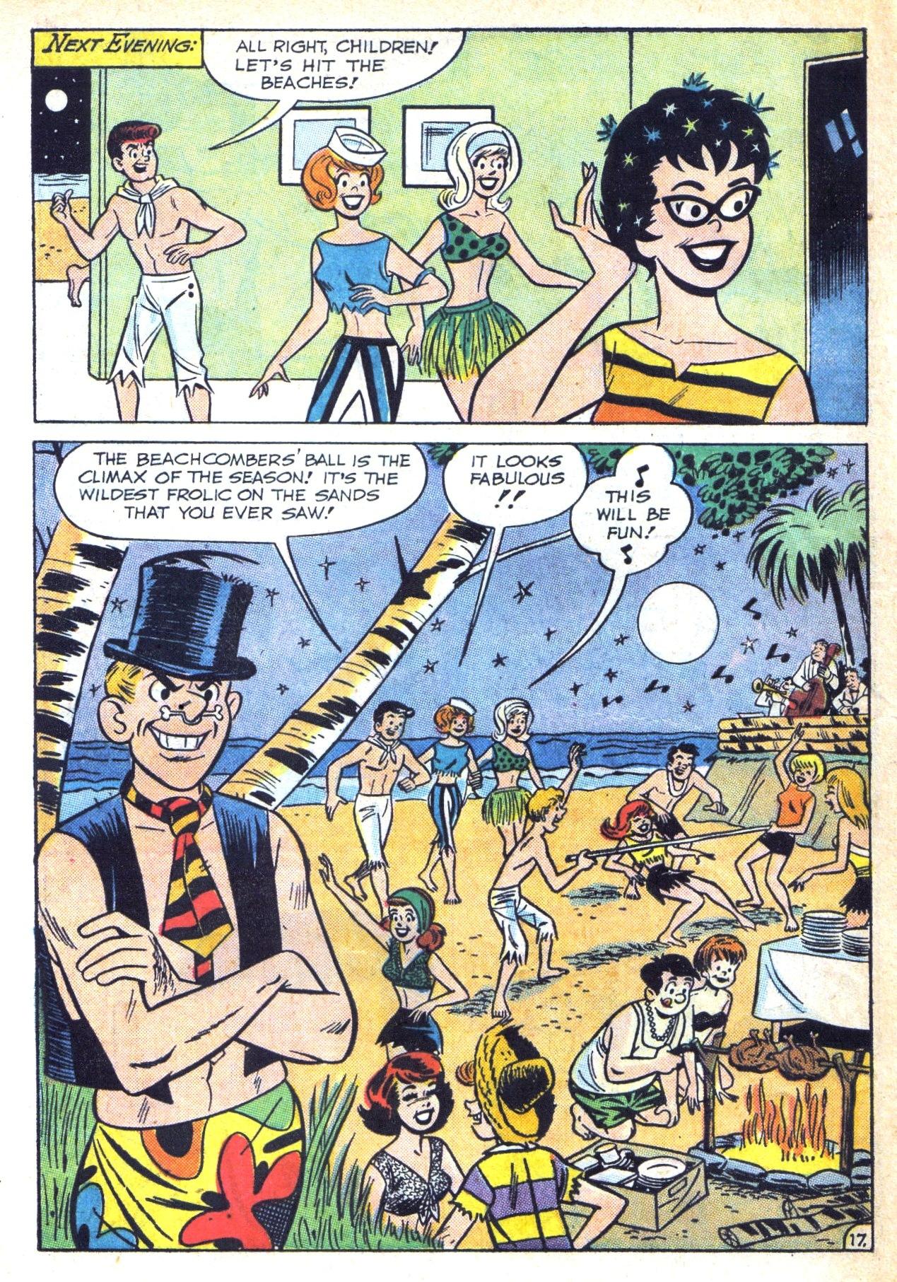 Read online She's Josie comic -  Issue #3 - 22