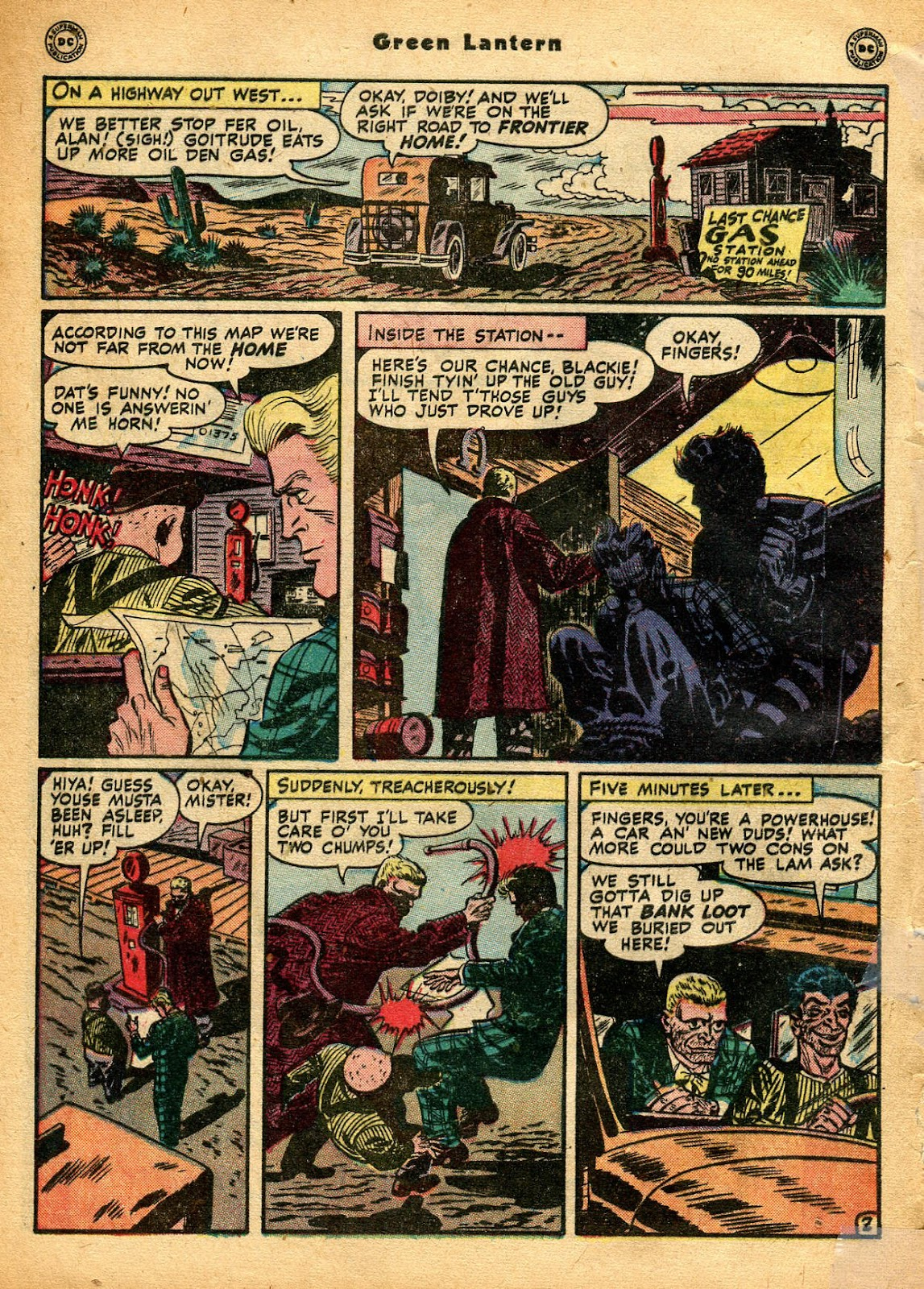 Green Lantern (1941) Issue #33 #33 - English 5