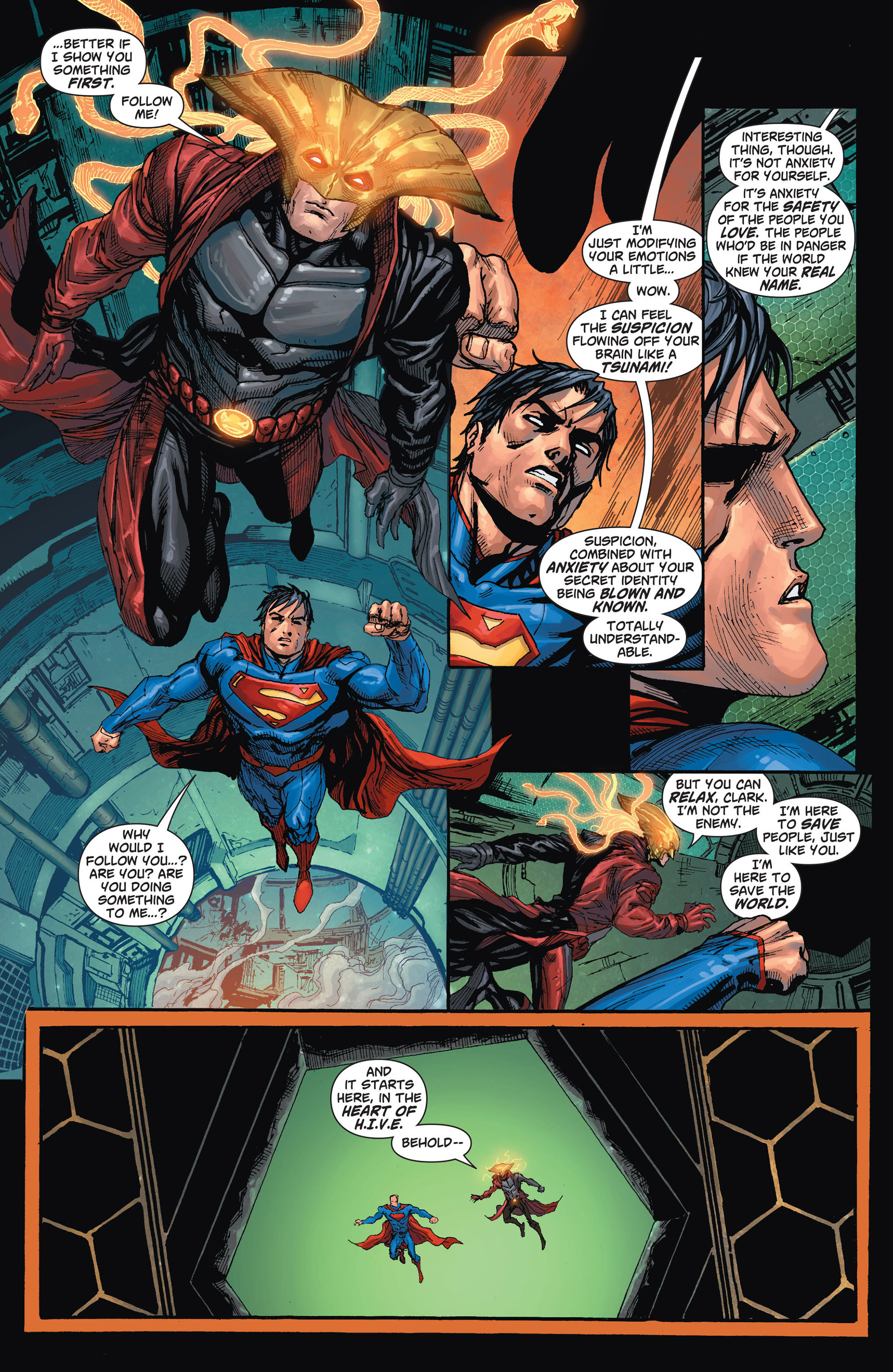 Read online Action Comics (2011) comic -  Issue #24 - 5