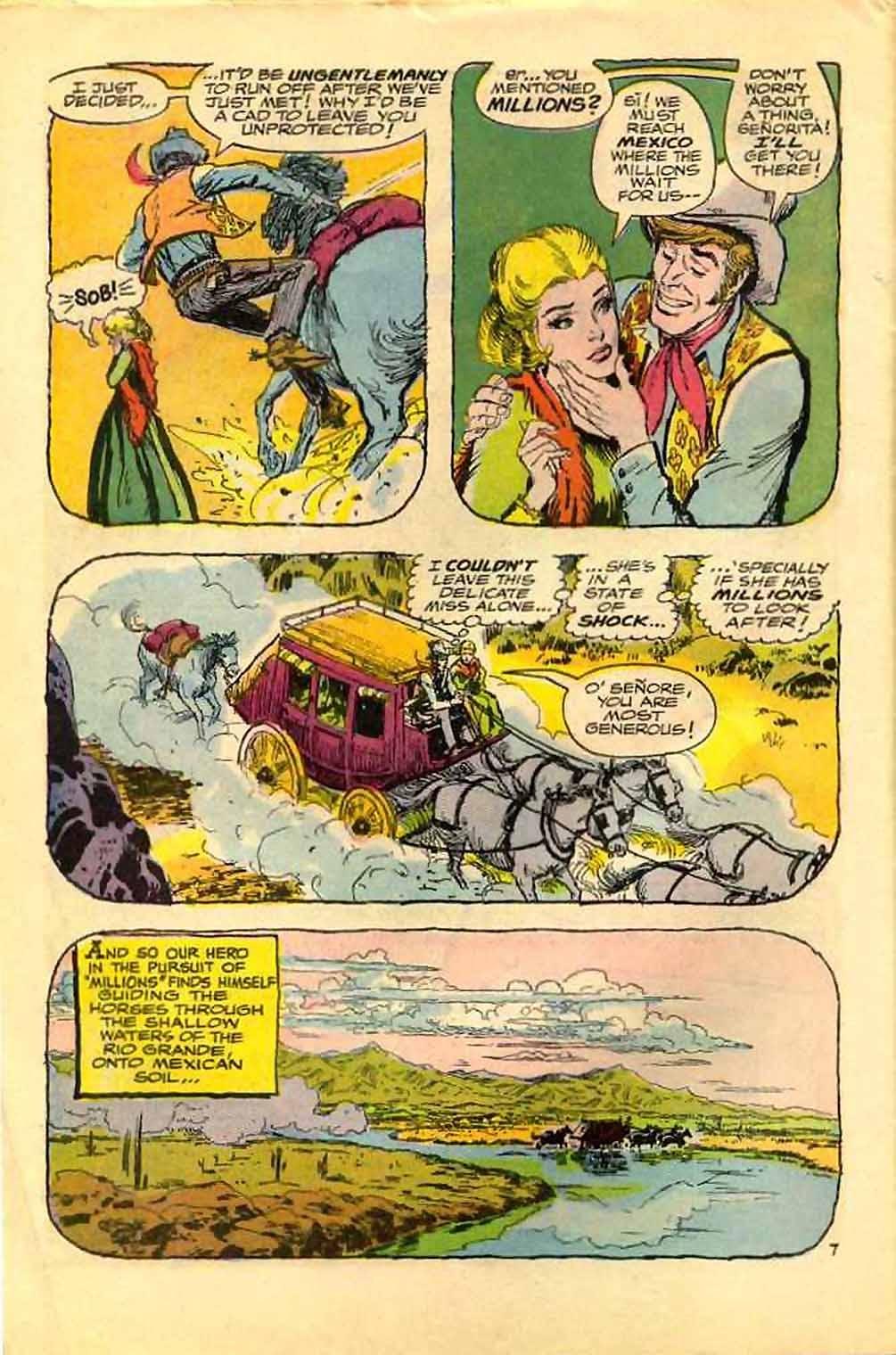 Bat Lash (1968) issue 4 - Page 10