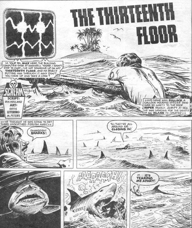 Read online The Thirteenth Floor (2007) comic -  Issue # Full - 49