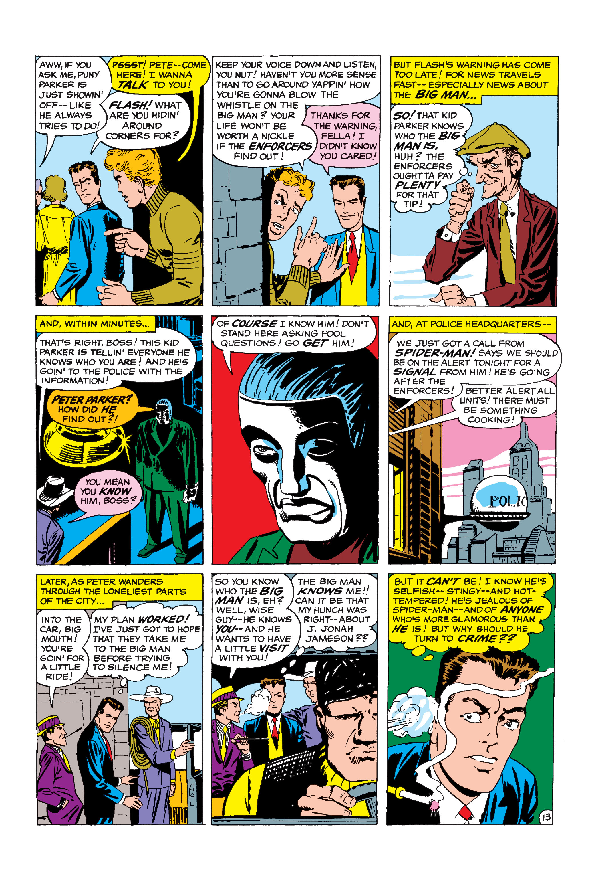 The Amazing Spider-Man (1963) 10 Page 13