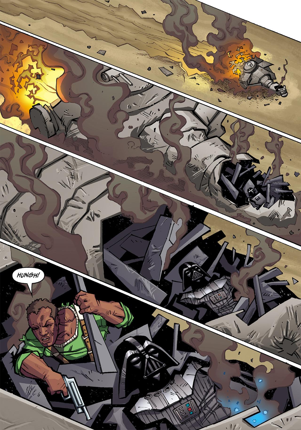 Read online Star Wars Omnibus comic -  Issue # Vol. 33 - 276