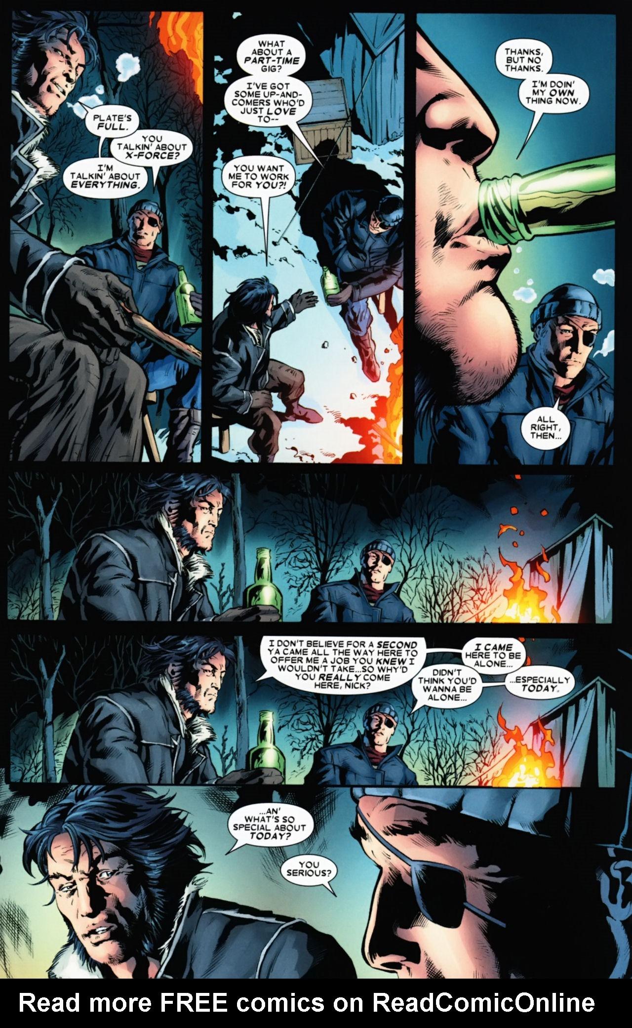 Read online Wolverine: Origins comic -  Issue #49 - 10