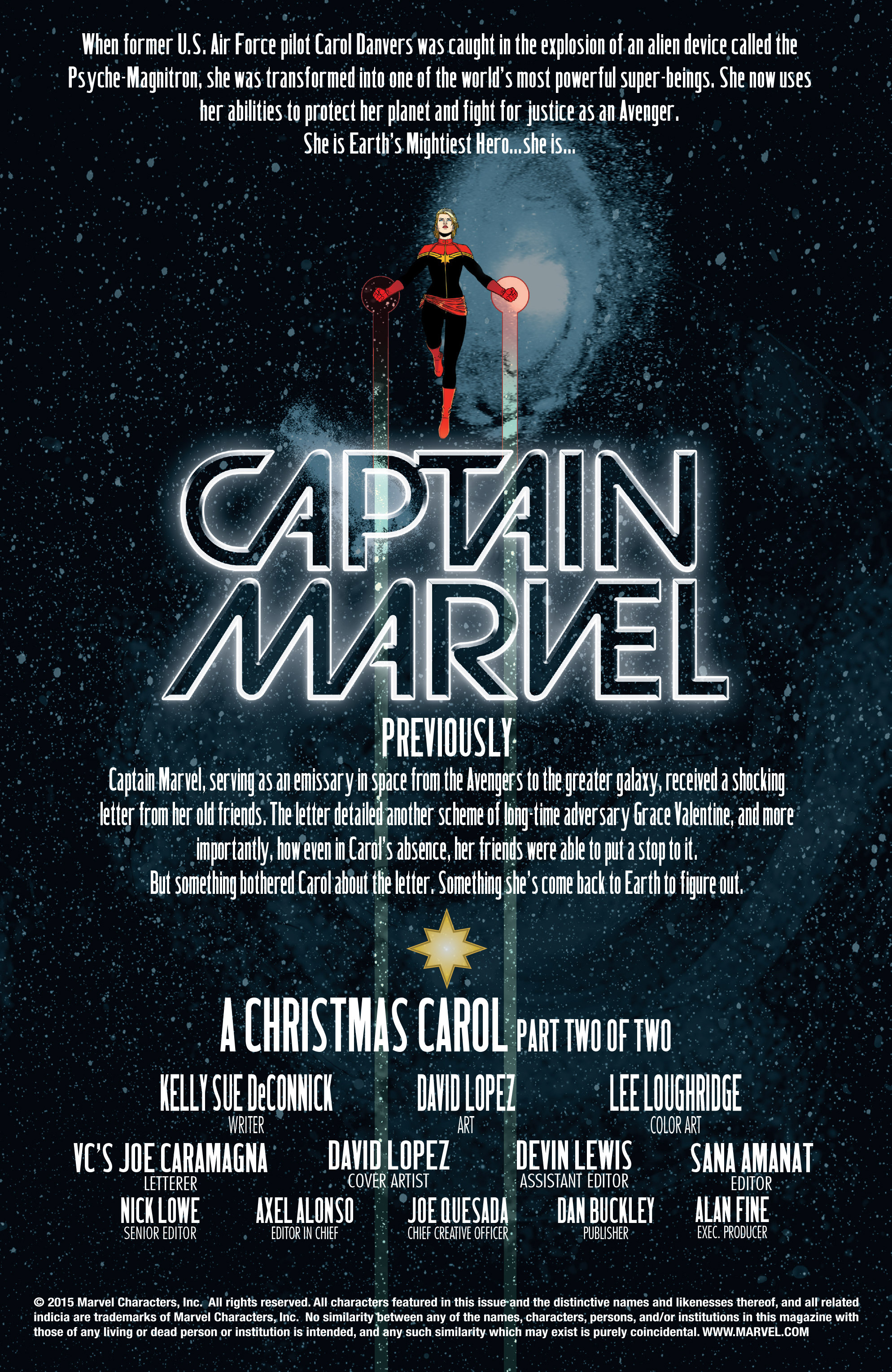 Captain Marvel (2014) 11 Page 2