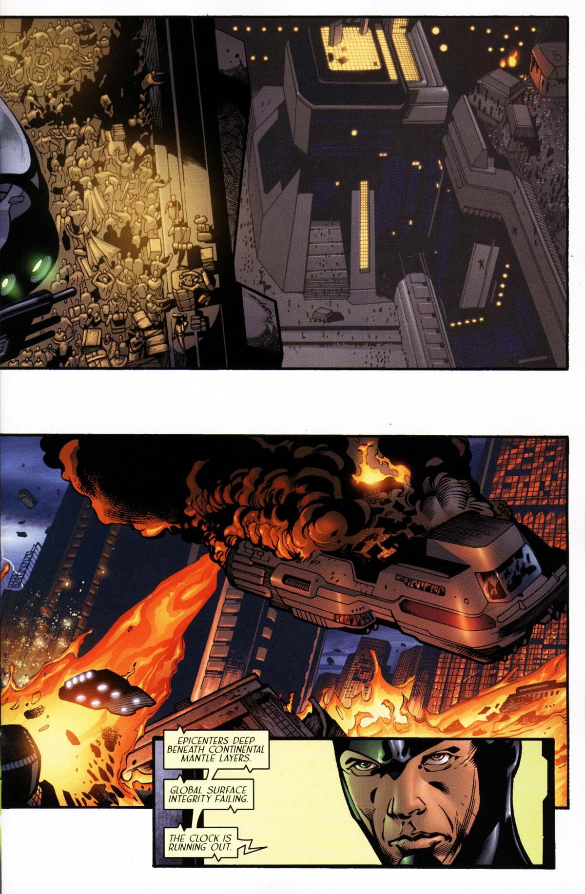 Read online Sigil (2000) comic -  Issue #26 - 19