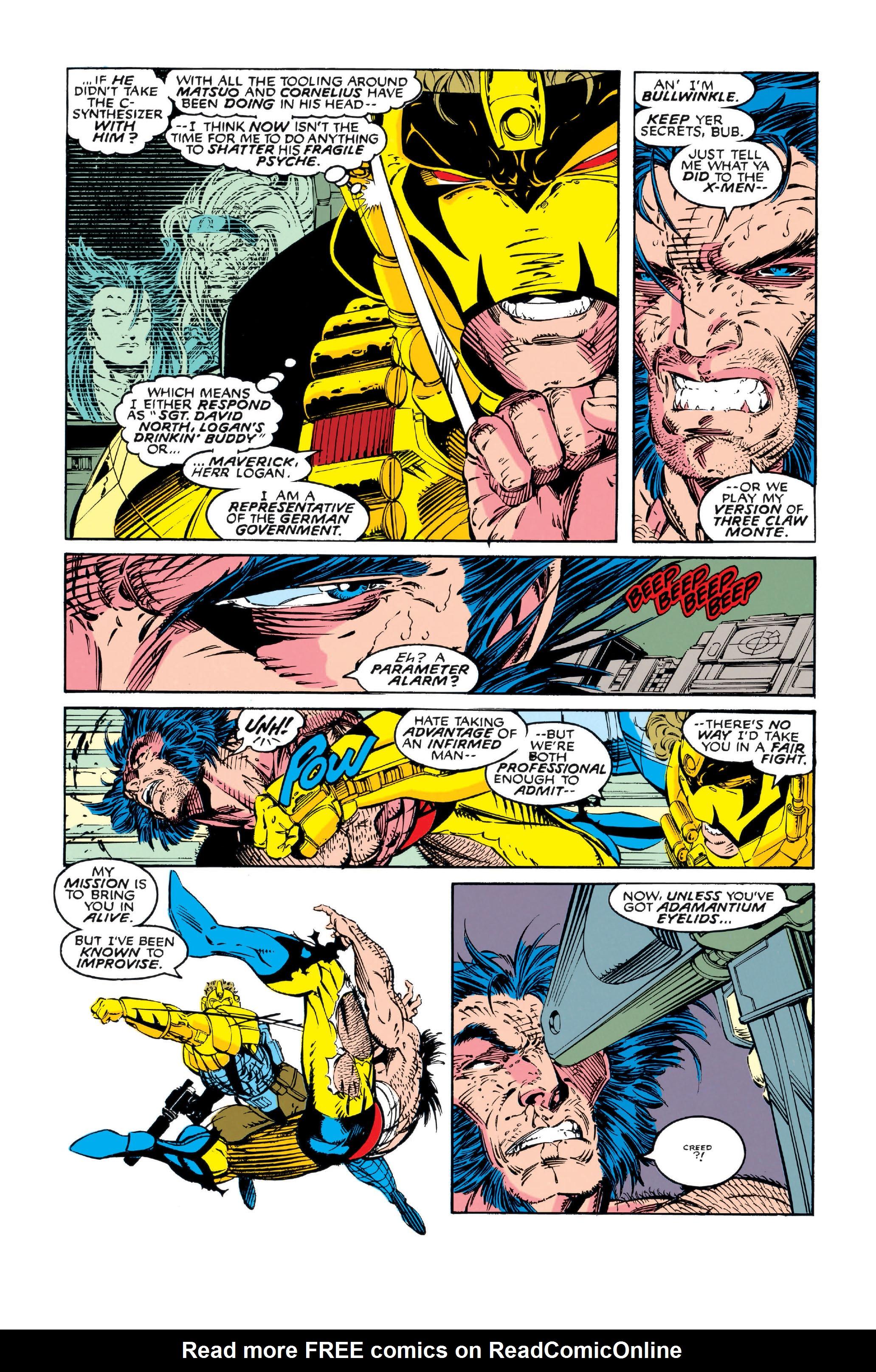 X-Men (1991) 6 Page 15