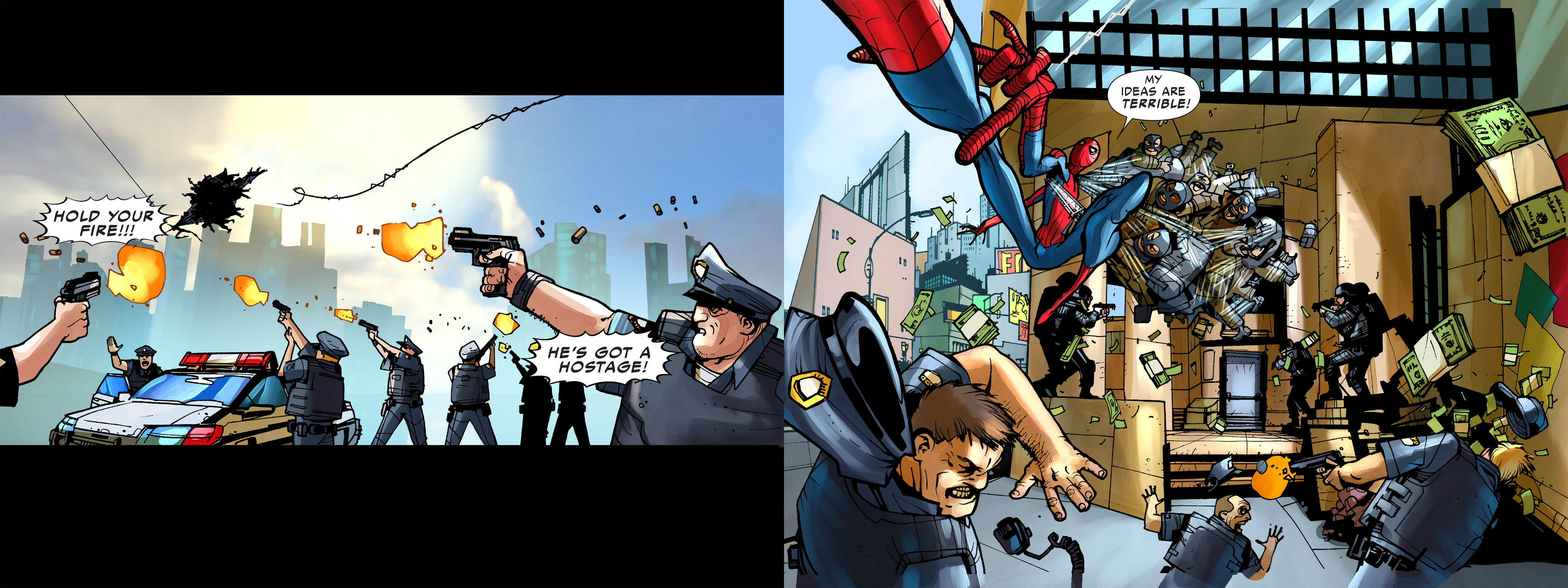 Read online Amazing Spider-Man: Who Am I? comic -  Issue # Full (Part 1) - 59