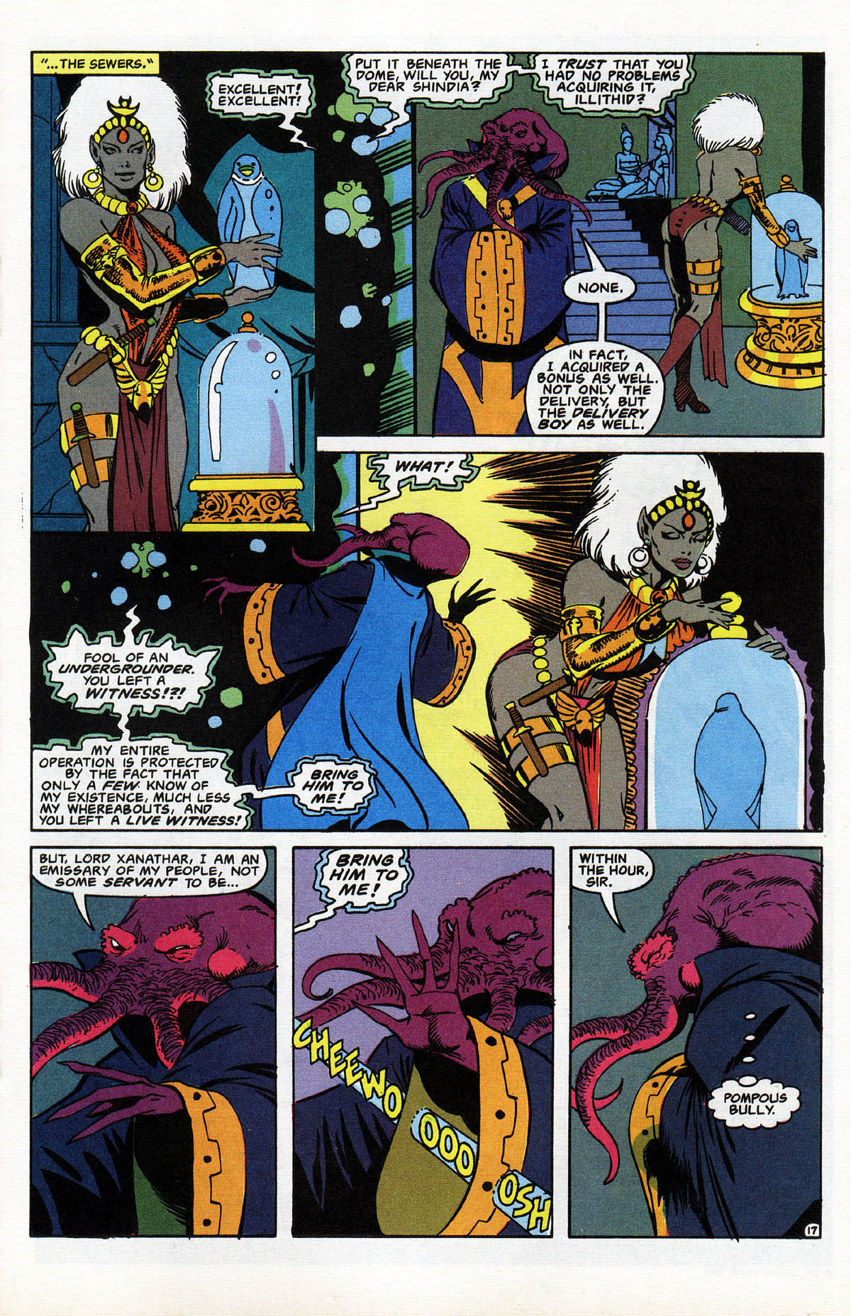 Read online Advanced Dungeons & Dragons comic -  Issue #10 - 20