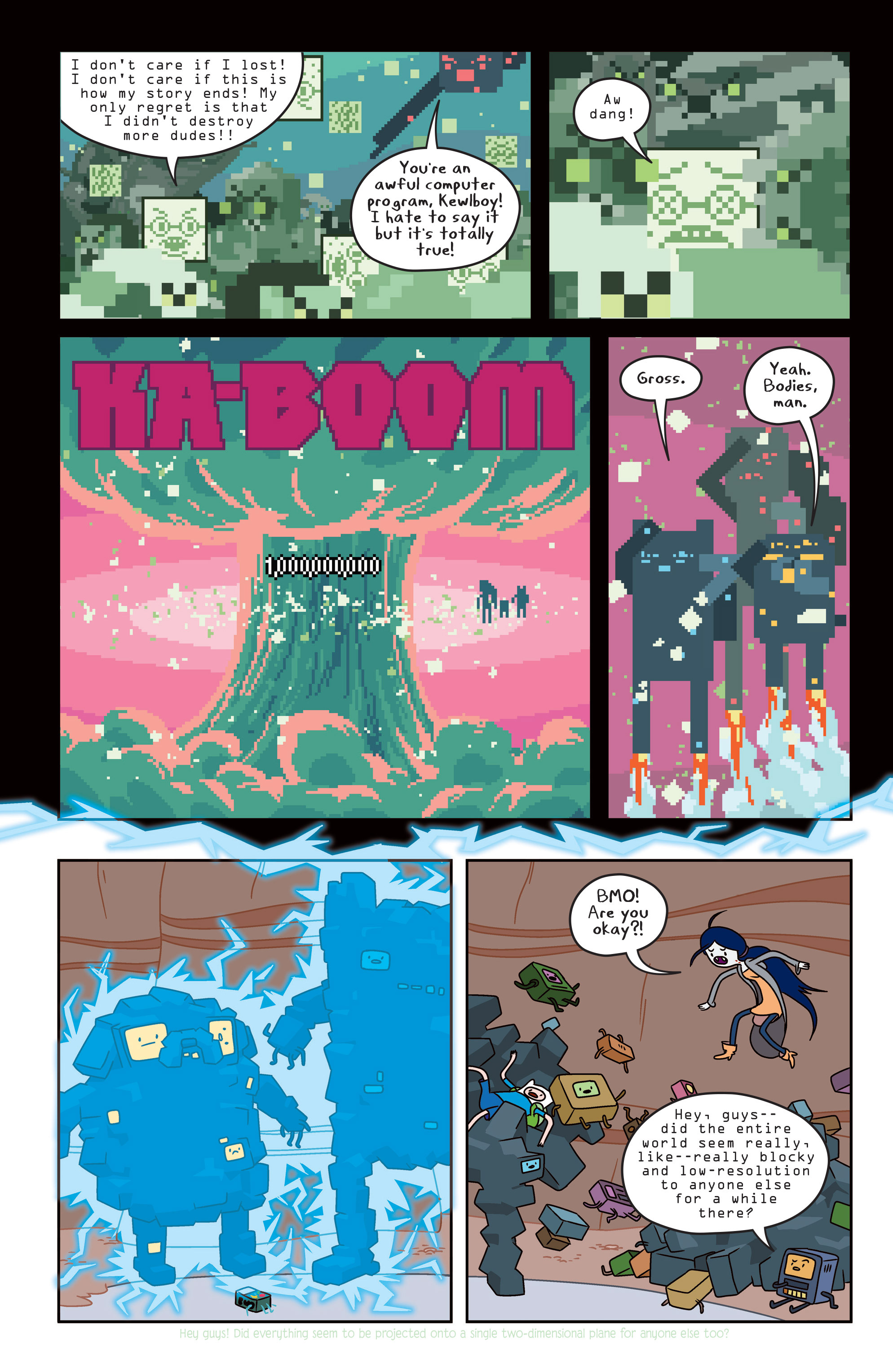 Read online Adventure Time comic -  Issue #Adventure Time _TPB 3 - 80
