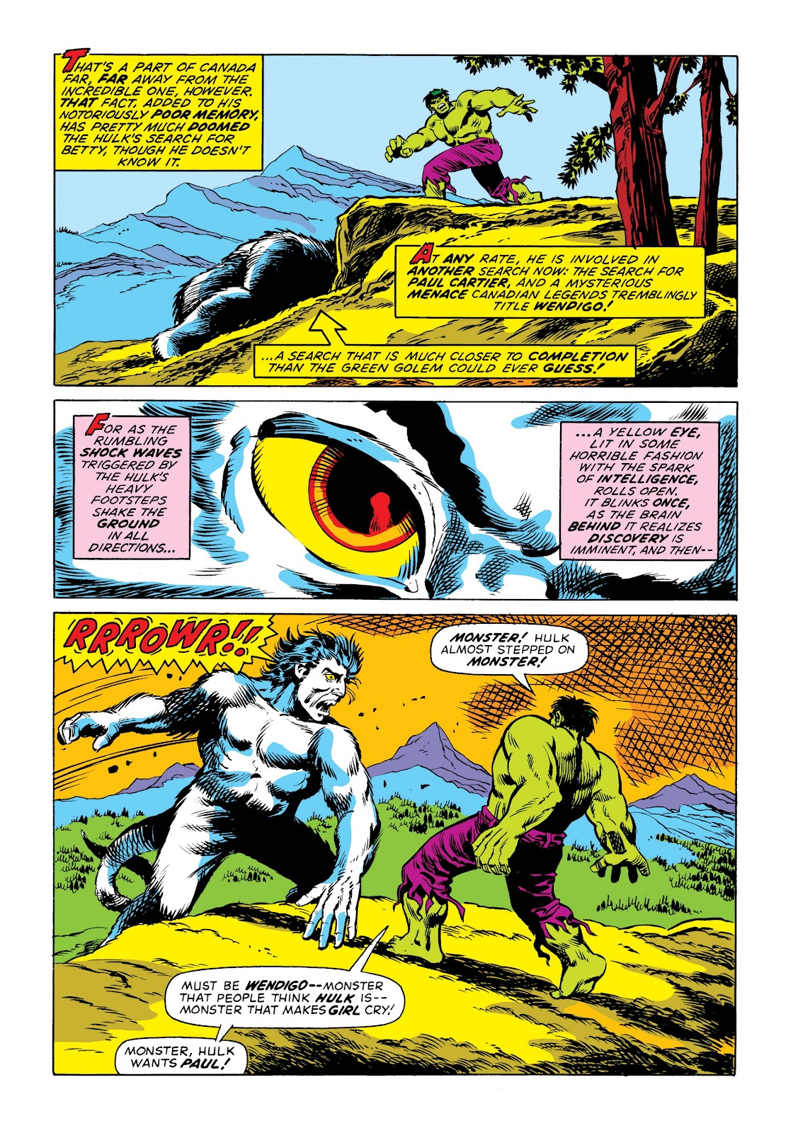 Read online Marvel Masterworks: The Incredible Hulk comic -  Issue # TPB 9 (Part 2) - 22
