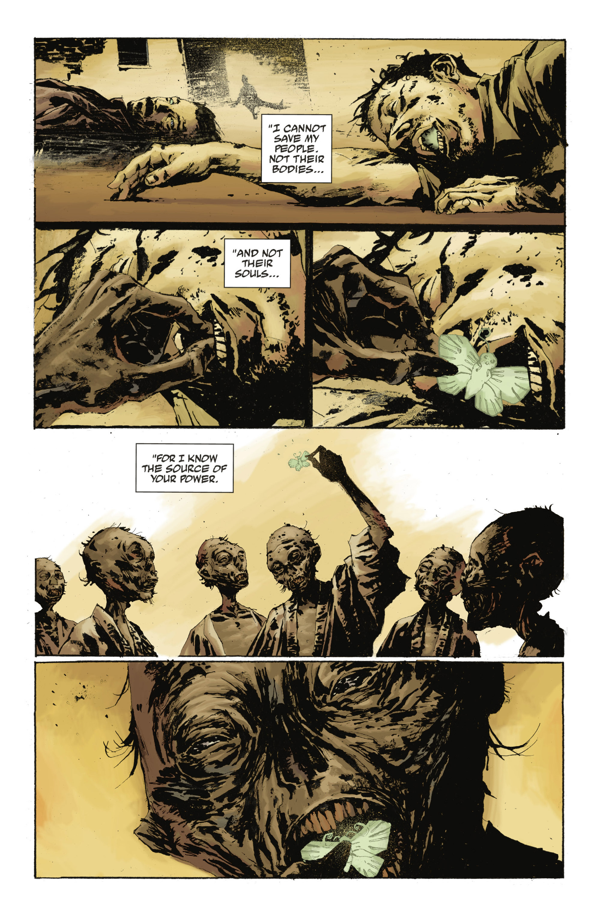 Read online Abe Sapien: The Drowning comic -  Issue #Abe Sapien: The Drowning _TPB - 44