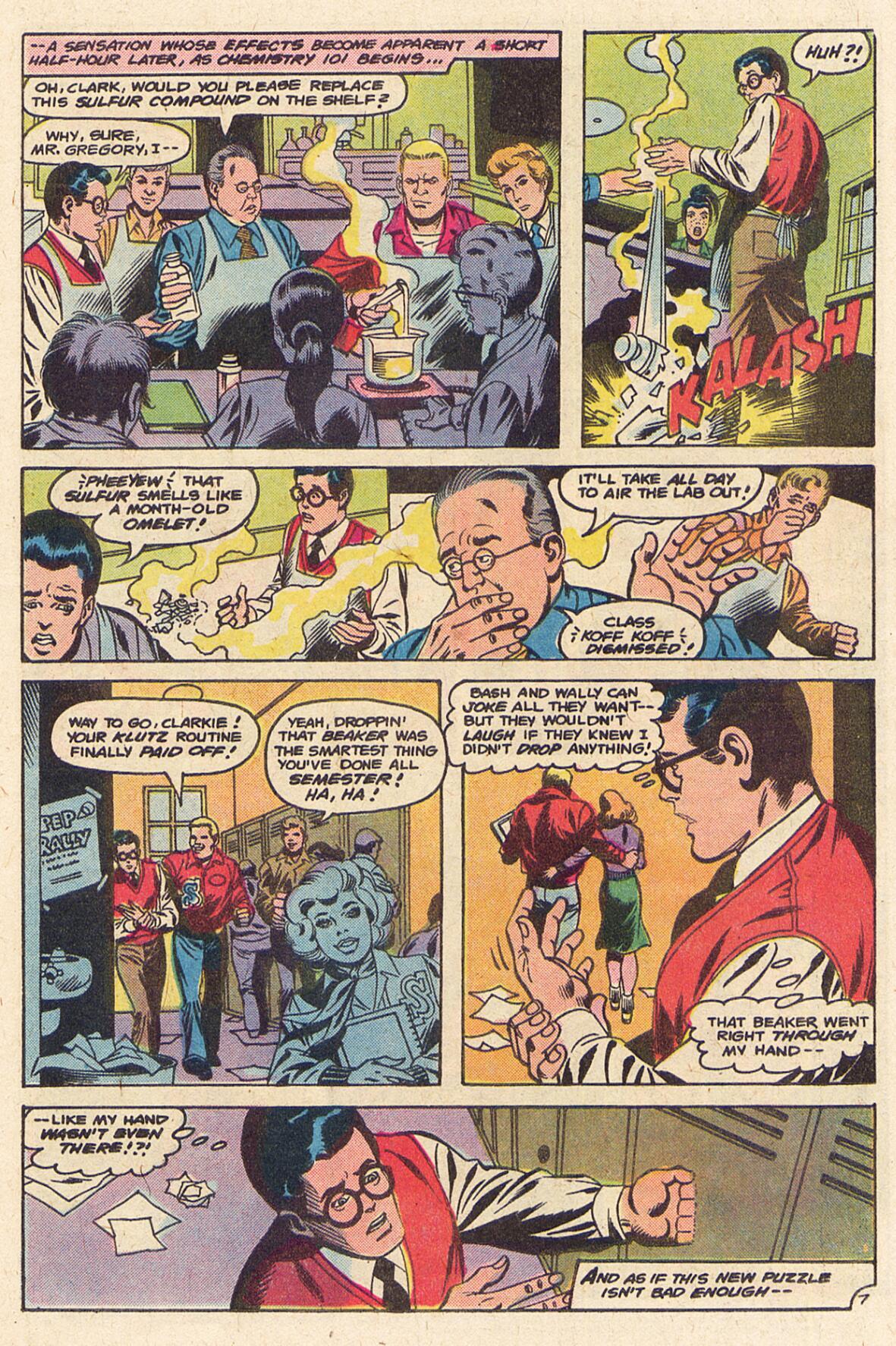 Read online Adventure Comics (1938) comic -  Issue #457 - 8