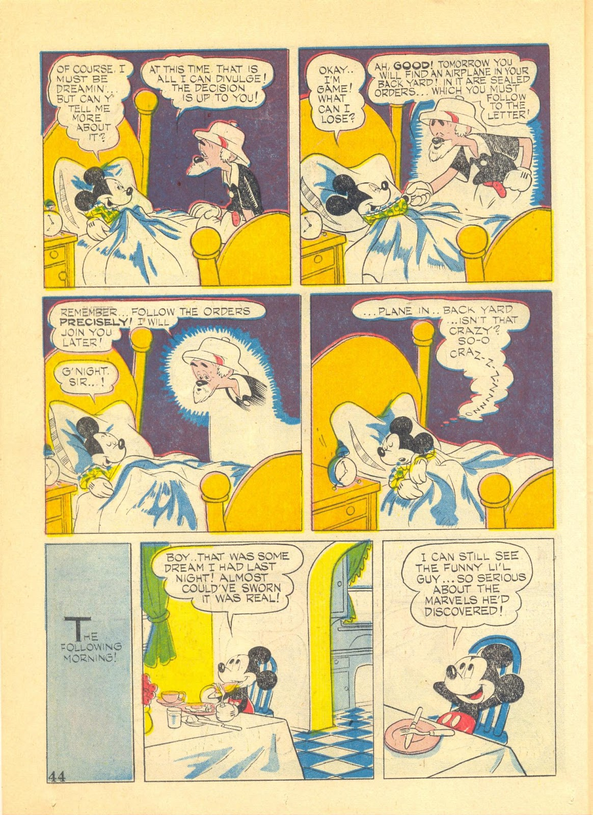Walt Disney's Comics and Stories issue 40 - Page 46