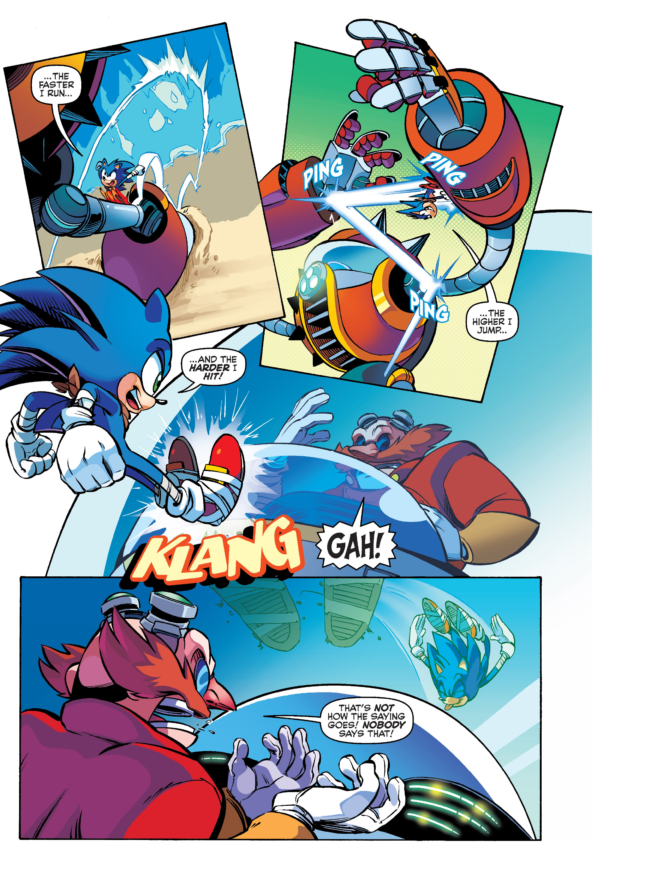 Read online Sonic Super Digest comic -  Issue #10 - 3