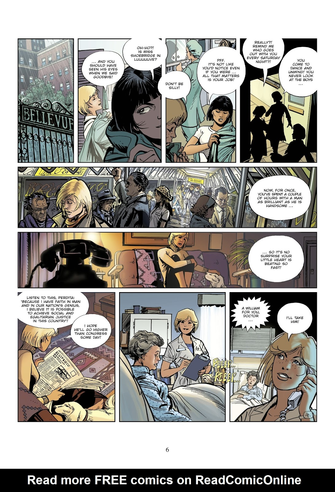 XIII Mystery issue 8 - Page 8