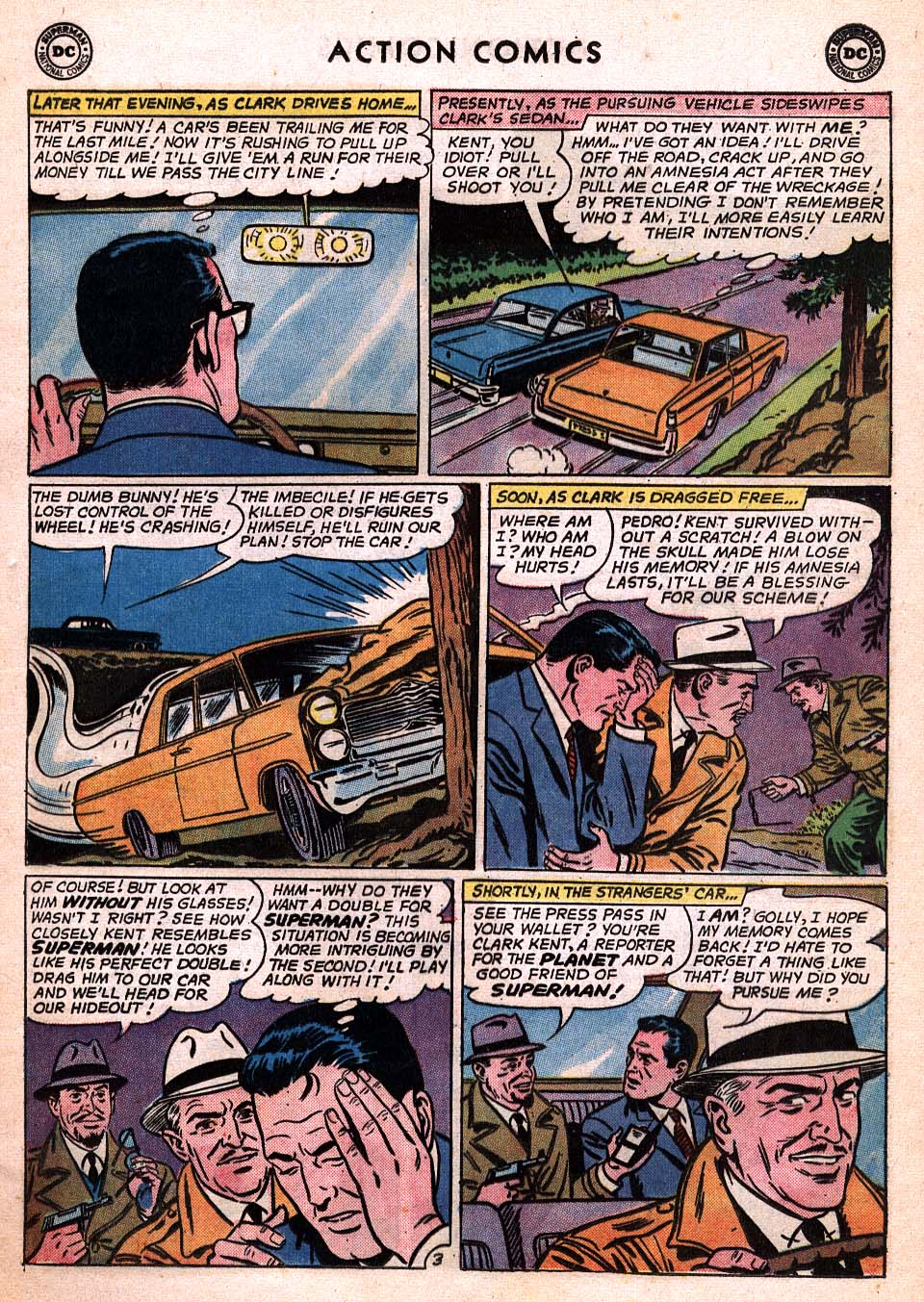 Read online Action Comics (1938) comic -  Issue #306 - 4