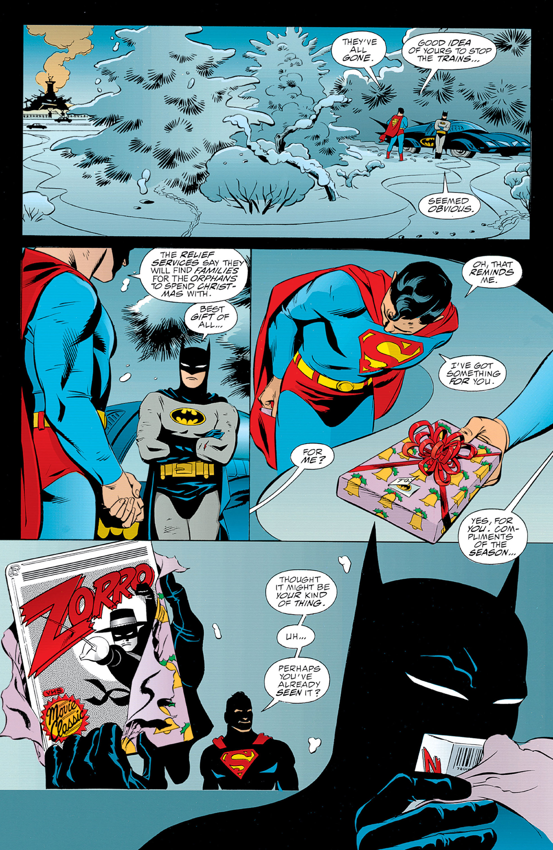 Read online World's Finest (1990) comic -  Issue #2 - 48