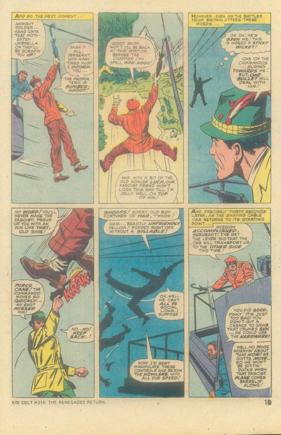 Read online Sgt. Fury comic -  Issue #138 - 12