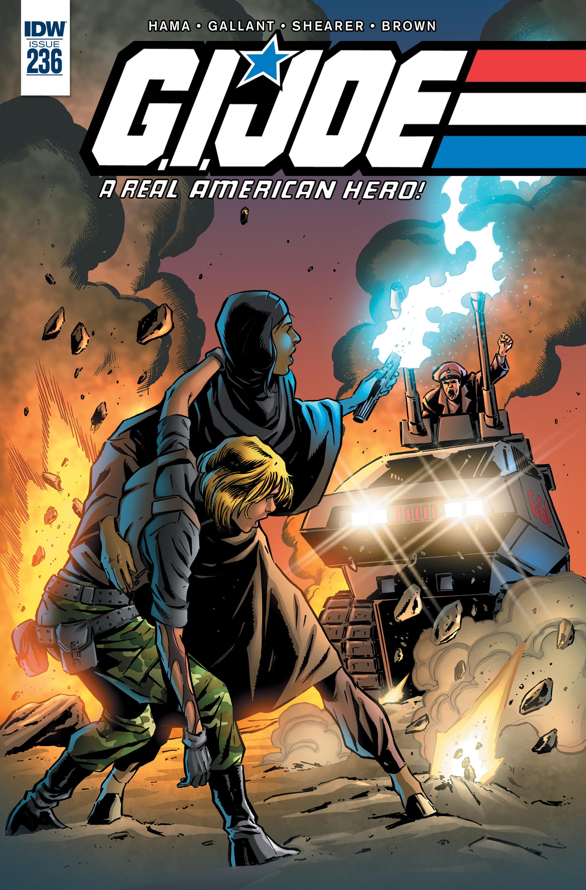 G.I. Joe: A Real American Hero 236 Page 1