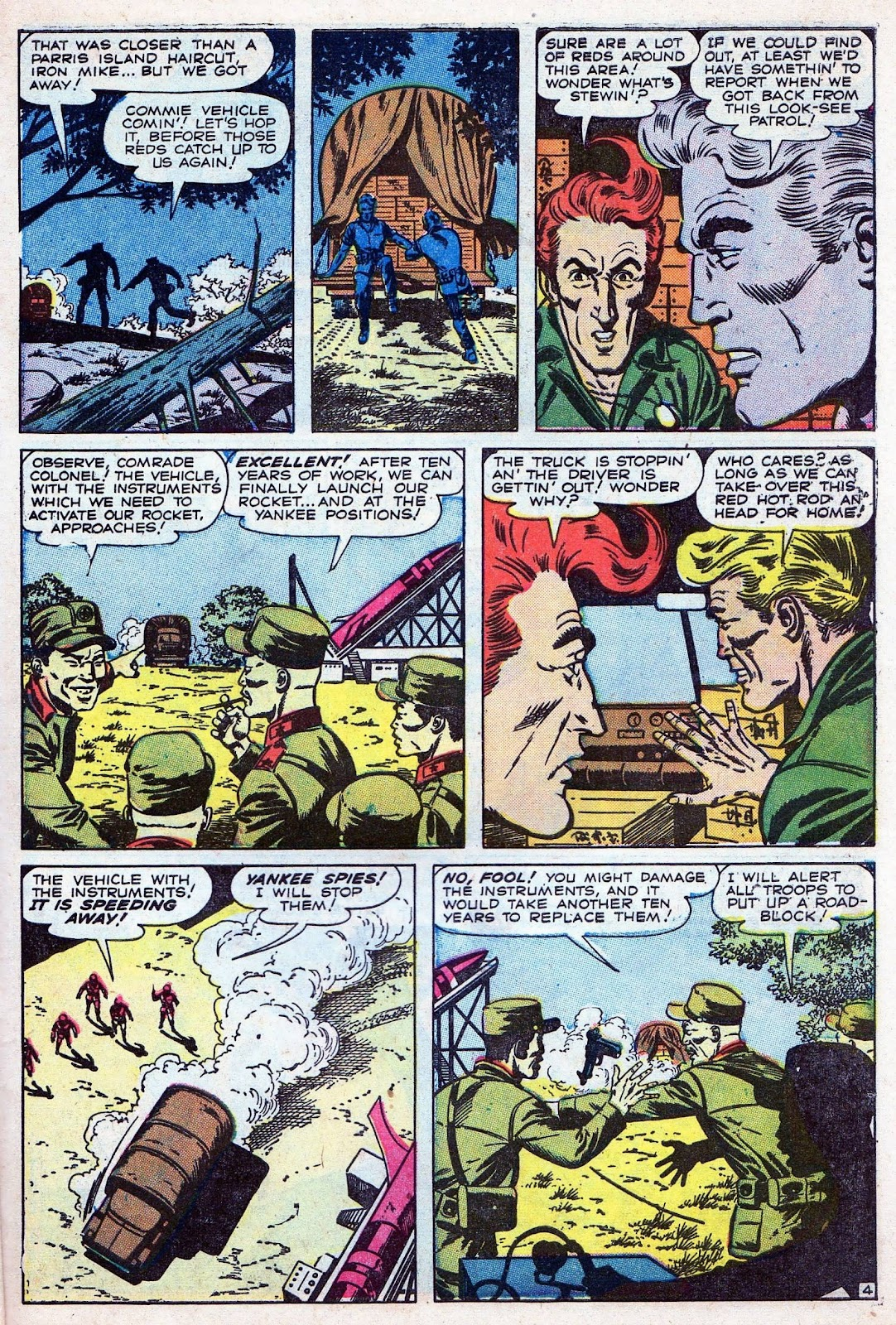 Marines in Battle issue 20 - Page 30